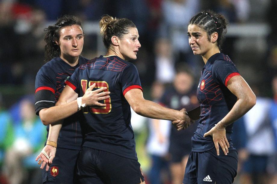 Rugby - XV de France - Les Bleues laissent encore passer leur chance