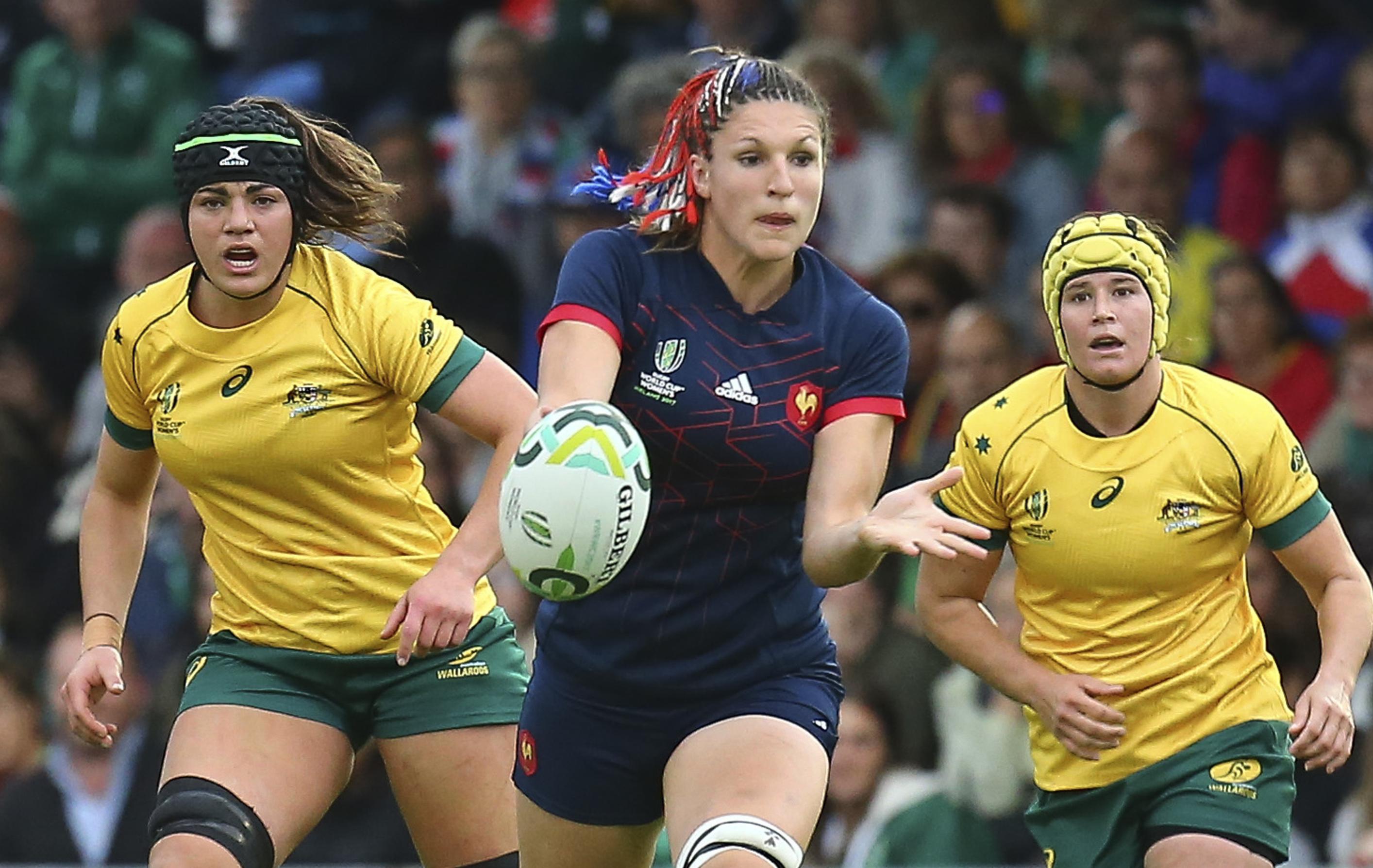 Rugby - XV de France - Les Bleues prêtes à passer au feu vert
