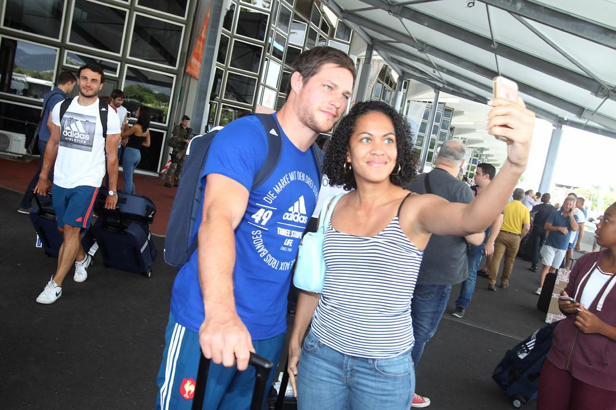 Rugby - XV de France - Les Bleus à La Réunion et à Mayotte... où ils rendent service à Serge Simon