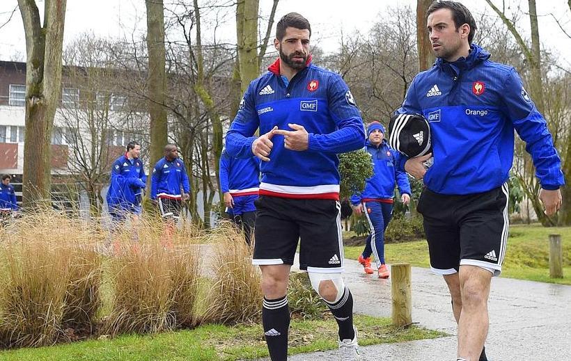 Rugby - XV de France - Les Bleus de Saint-André indifférents aux accusations de dopage