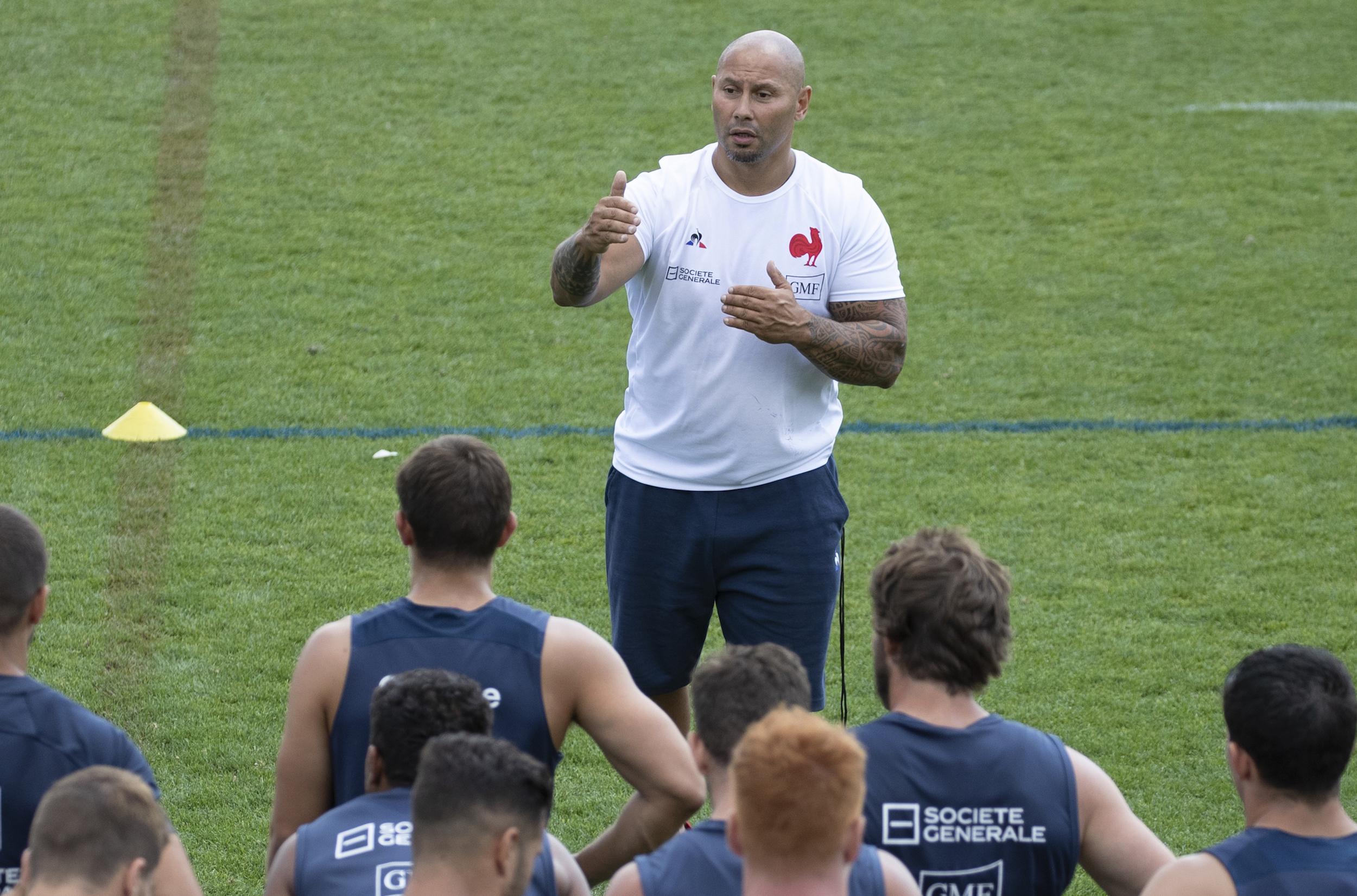 Rugby - XV de France - Les conseils de Thibault Giroud aux rugbymen en période de confinement