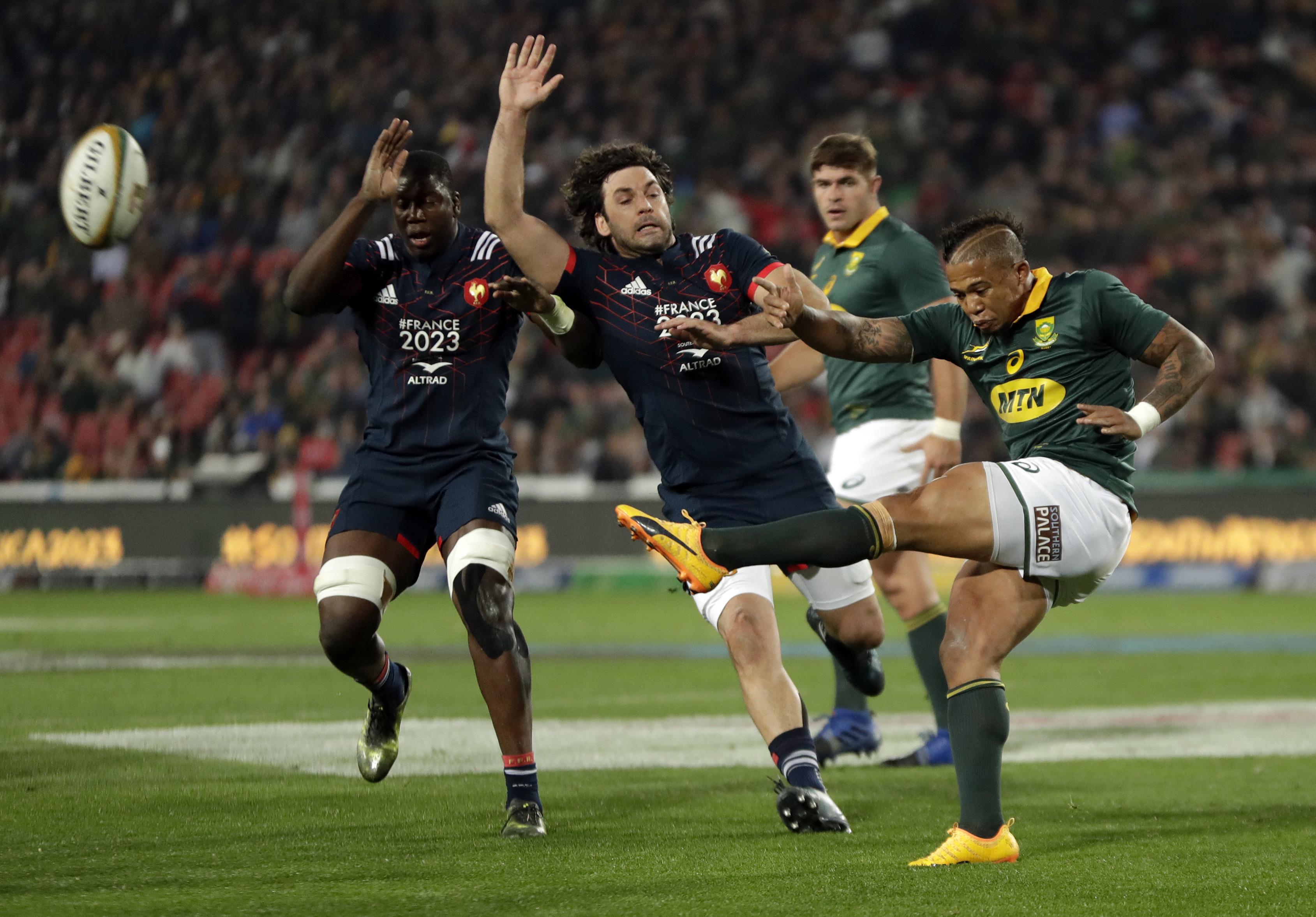 Rugby - XV de France - Les notes des Bleus : Gourdon et Vakatawa transparents, Poirot surnage