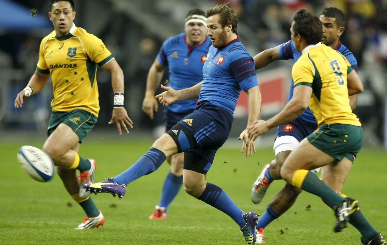 Rugby - XV de France - Lopez : «Pas de raison de ne pas oser»