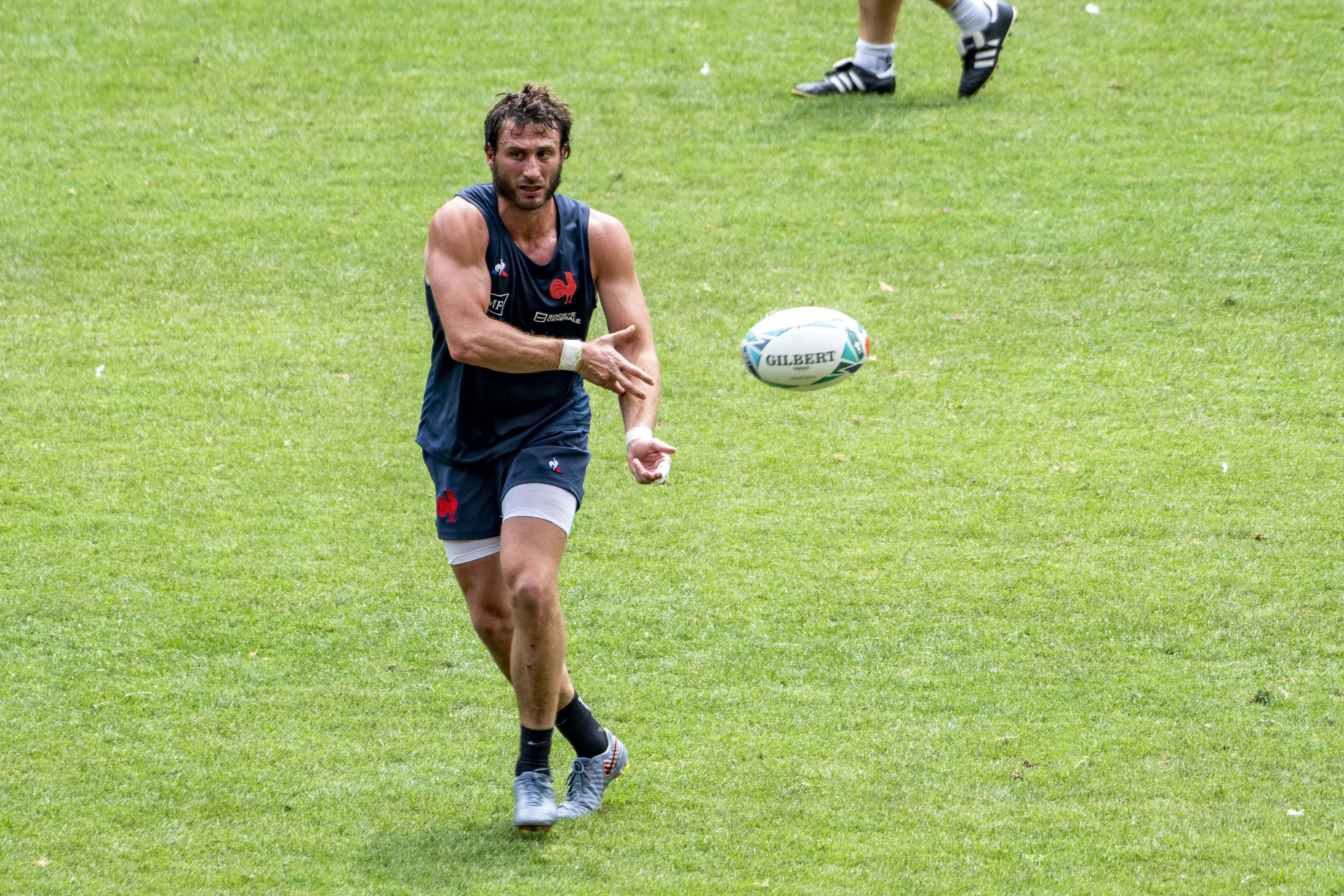 Rugby - XV de France - Médard : «On n'a pas de temps à perdre, il faut vite se créer une équipe»