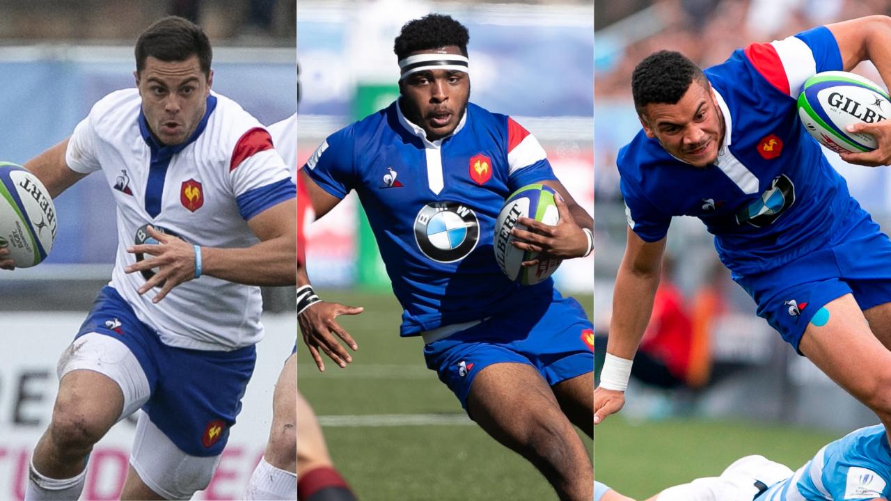 Rugby - XV de France - Mondial U20 : ces six Bleuets à suivre
