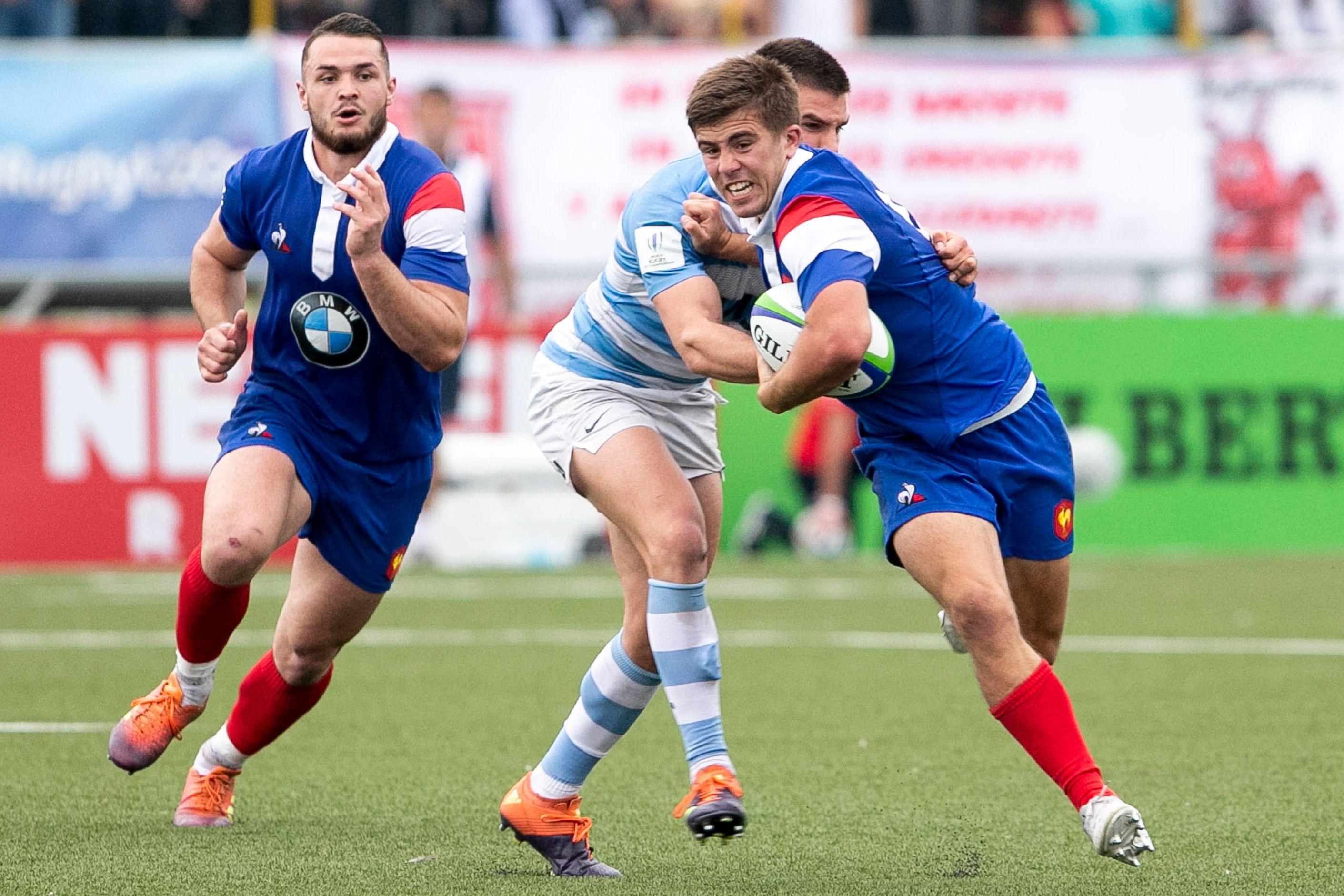 Rugby - XV de France - Mondial U20 : petit miracle pour les Bleuets qualifiés pour les demi-finales