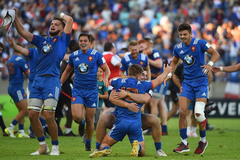 Rugby - XV de France - Objectif 2023 pour les Bleuets