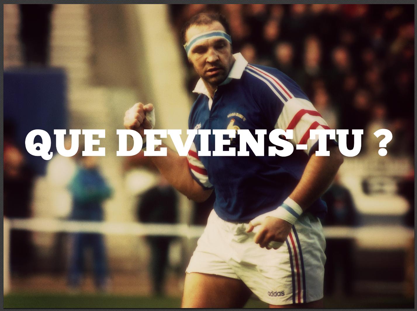 Rugby - XV de France - Olivier Merle au Figaro : «J'ai créé mon couteau, le Merluche»
