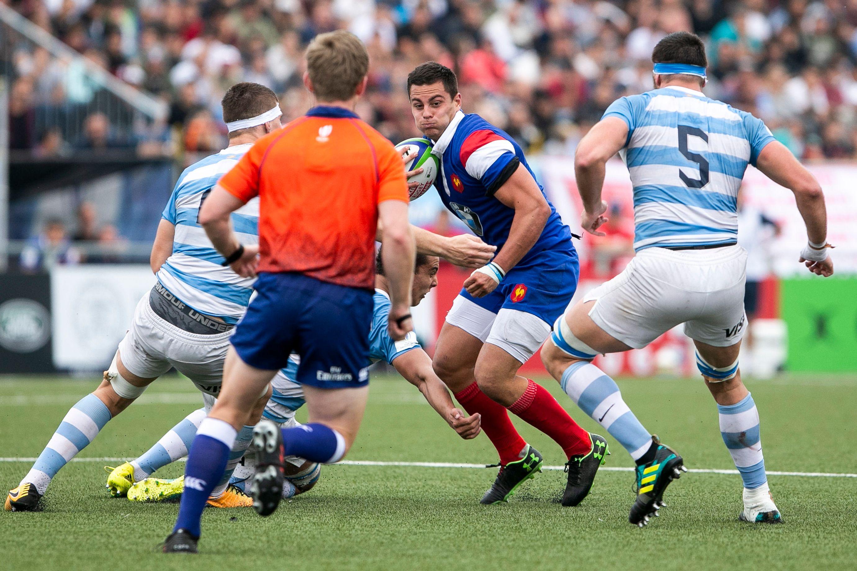 Rugby - XV de France - Pour le capitaine des Bleuets, il faut «retrouver l'état d'esprit d'un groupe collectif»