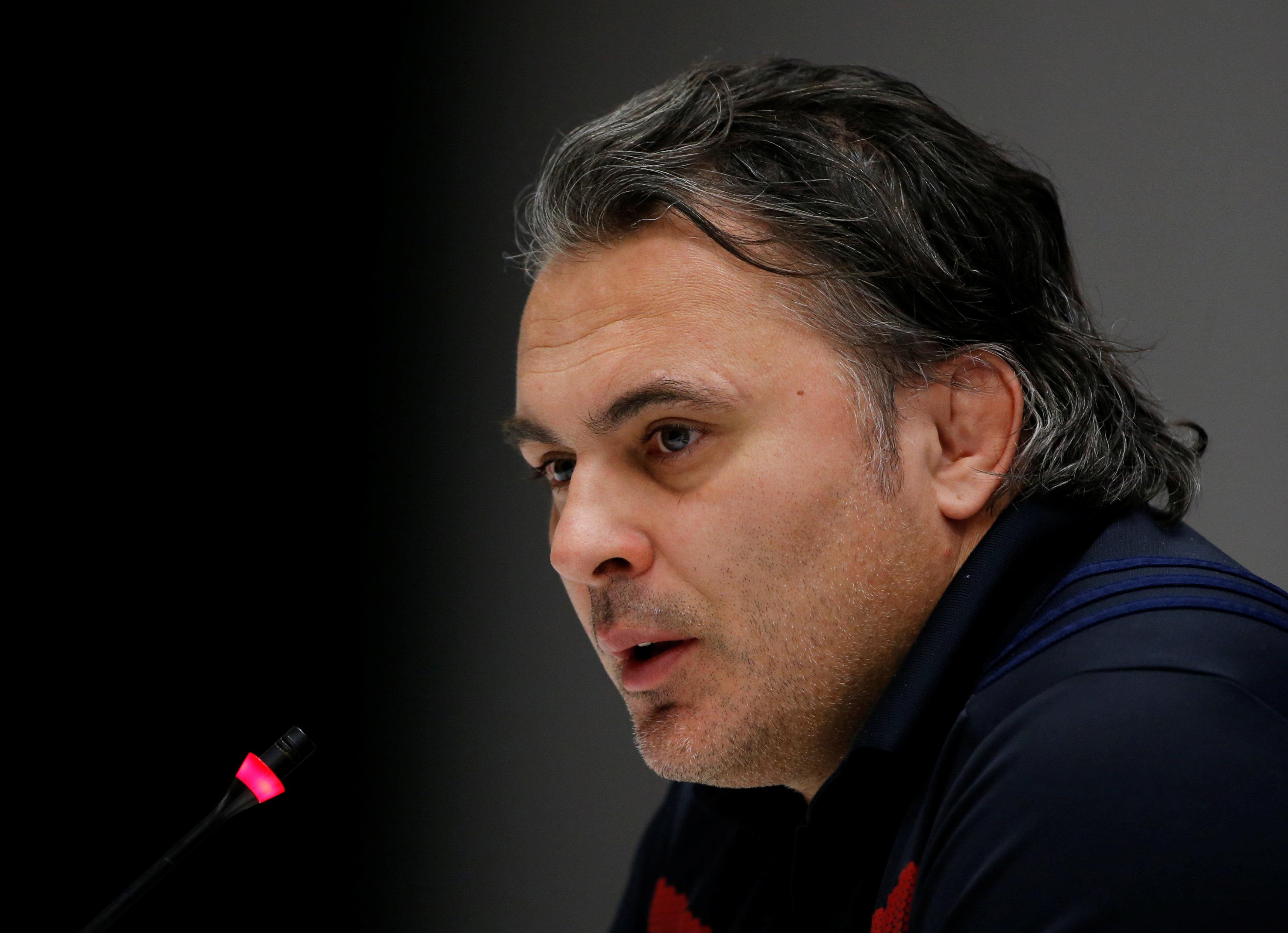 Rugby - XV de France - Sébastien Bruno : «On va essayer de finir sur une belle note»