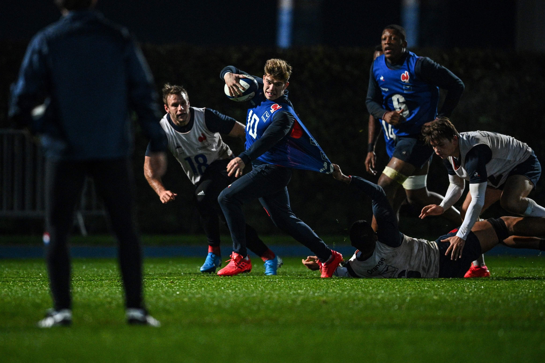 Rugby - XV de France - Six changements, Moefana au centre, 68 sélections cumulées : un XV de France (encore) remanié pour défier l'Angleterre