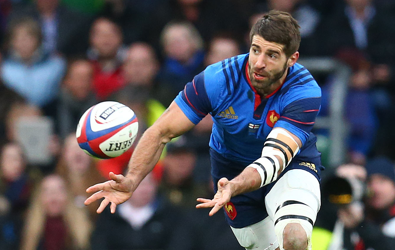 Rugby - XV de France - Tillous-Borde : «Je n'ai pas la pression»