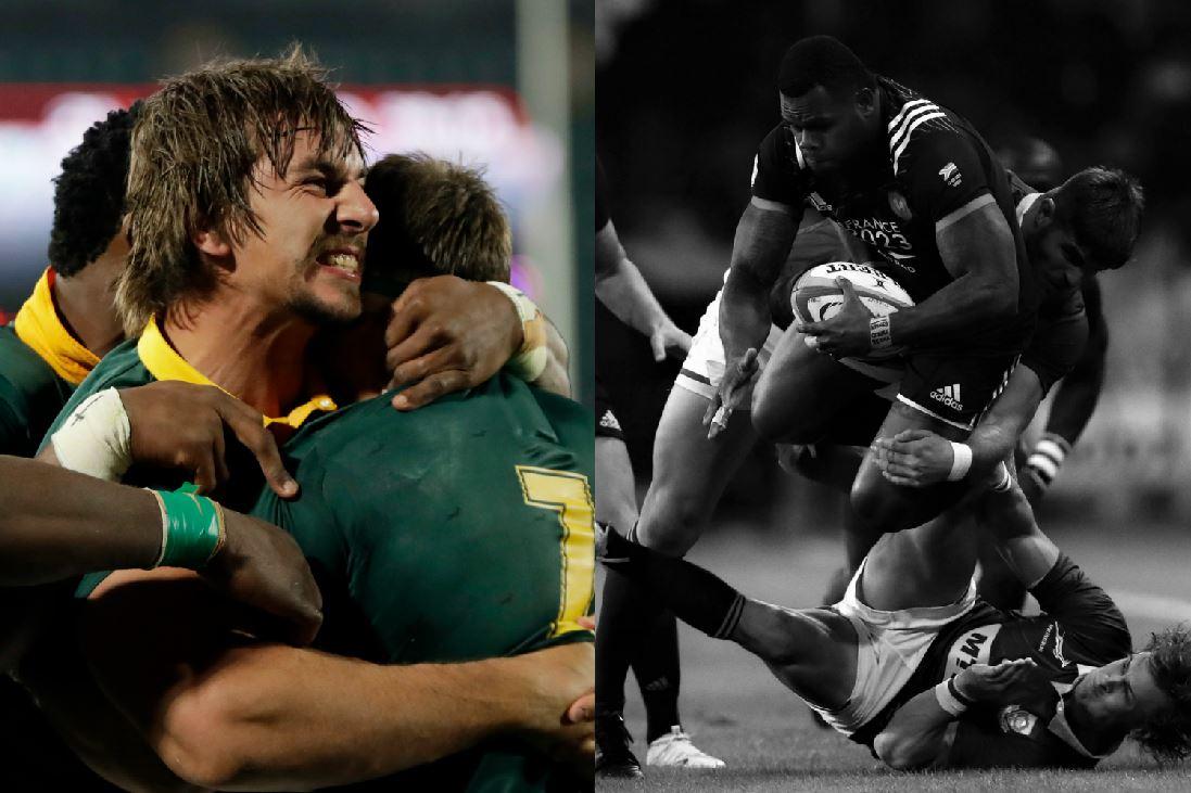 Rugby - XV de France - Tops/Flops d'Afrique du Sud-France : La tenaille Etzebeth, les cadeaux de Vakatawa