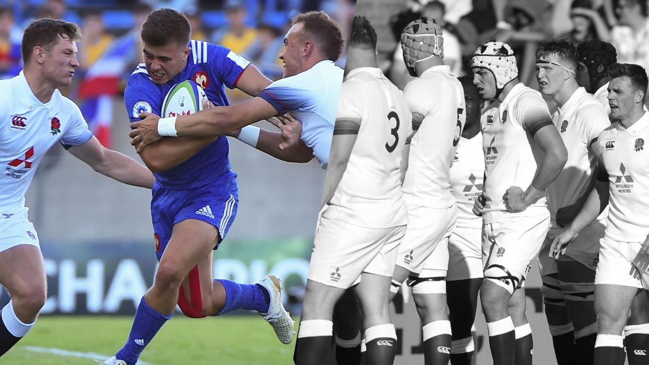 Rugby - XV de France - Tops/Flops France-Angleterre : Les Bleuets sur le toit du monde, l'Angleterre recalée