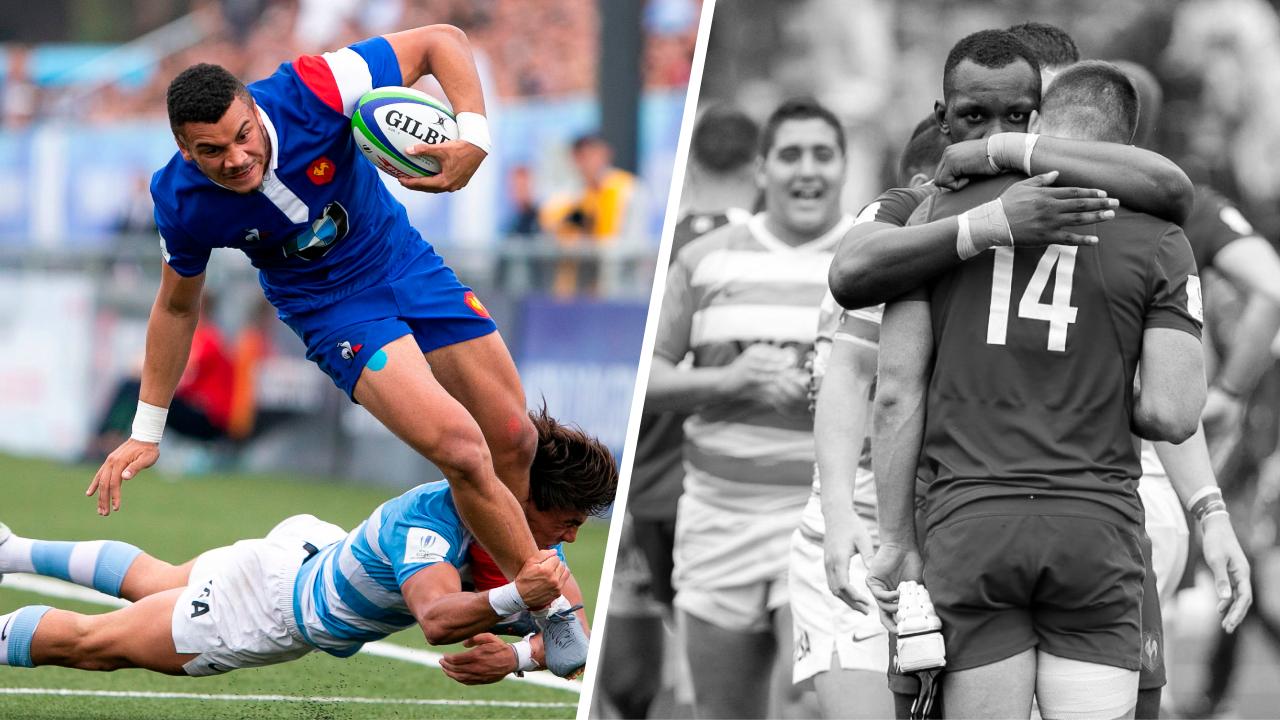 Rugby - XV de France - Tops-Flops France-Argentine U20 : La furia argentine, la catastrophique défense des Bleuets