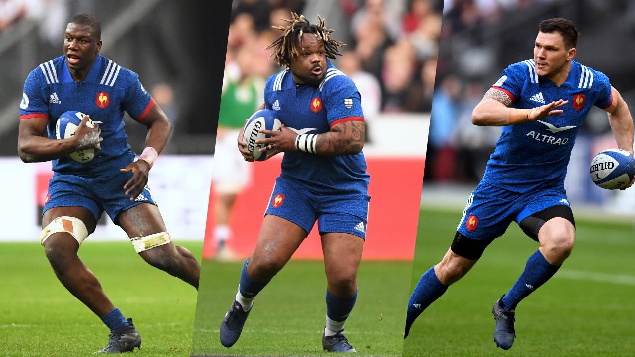 Rugby - XV de France - Tournoi : le carnet de notes des Bleus