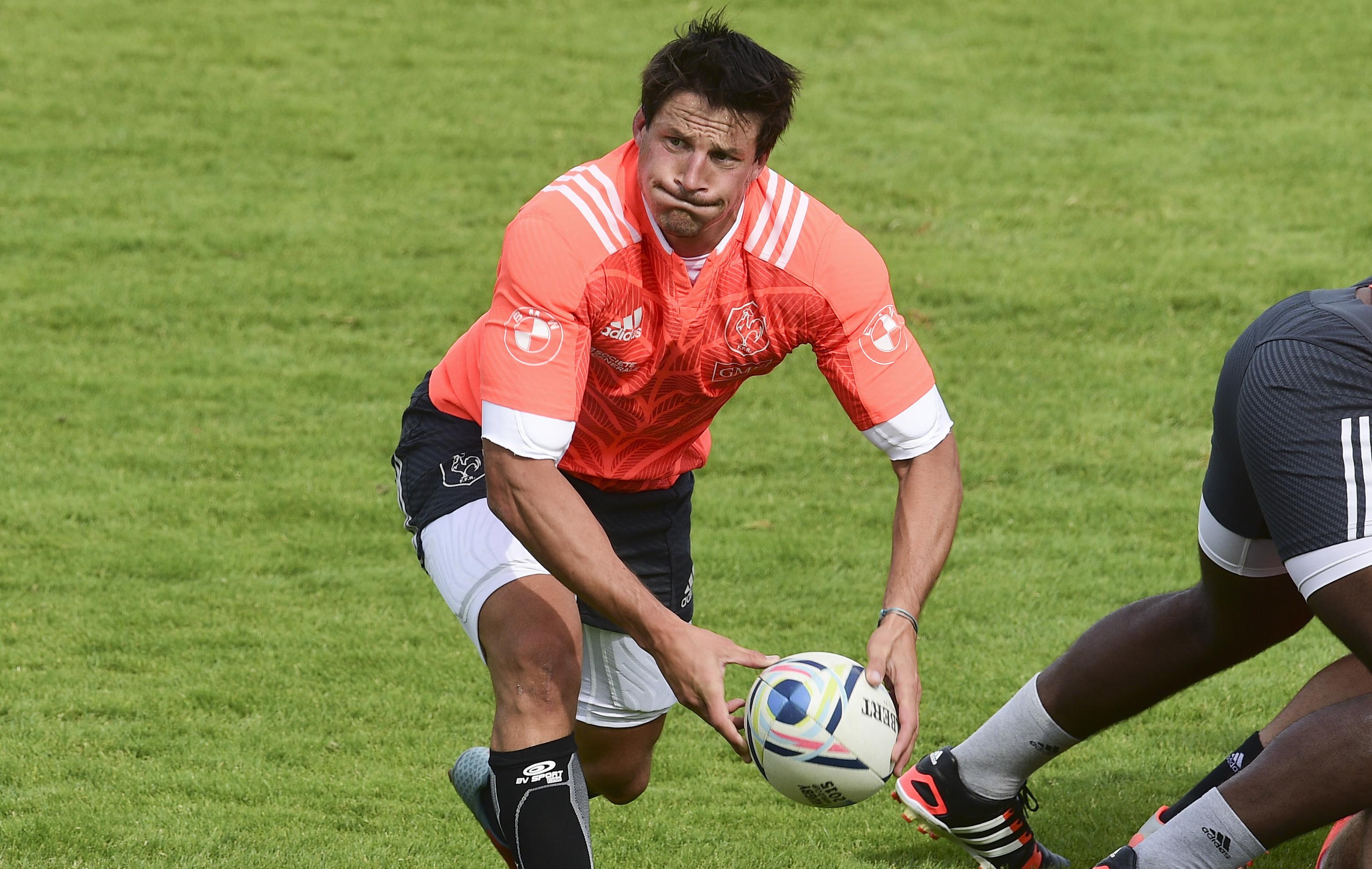 Rugby - XV de France - Trinh-Duc : «Tout donner pour ne pas quitter le groupe»