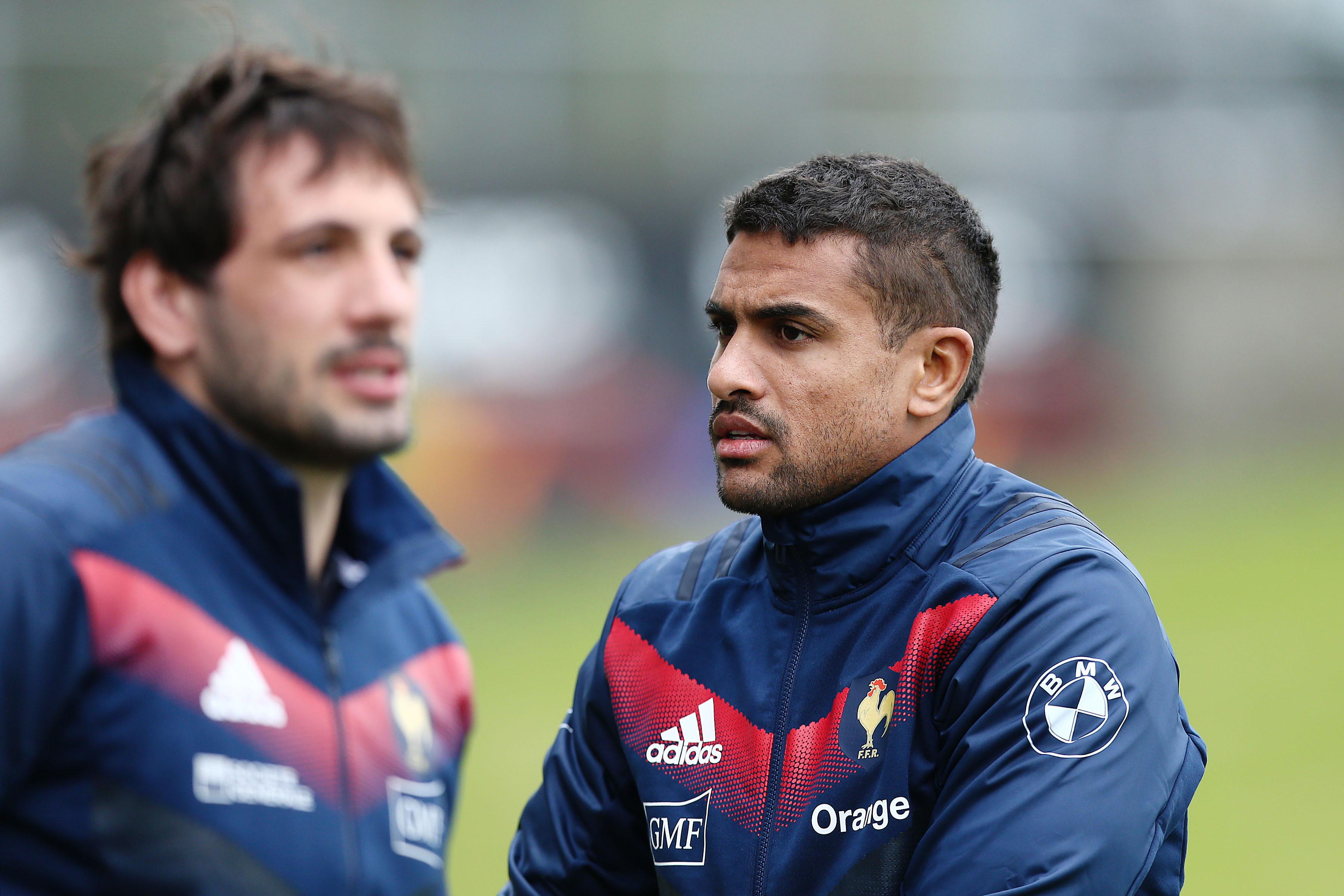 Rugby - XV de France - Wesley Fofana, de retour face à ses mentors