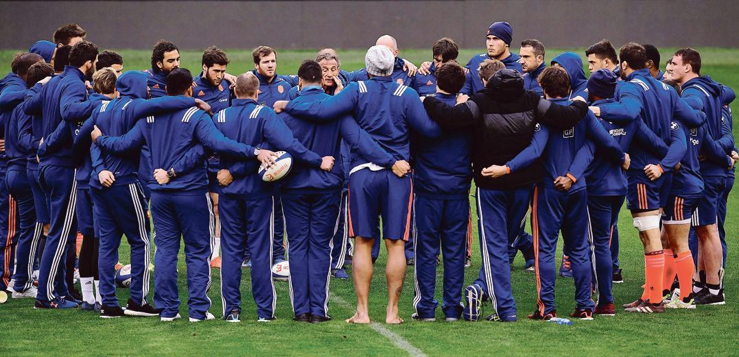 Rugby - XV de France - XV de France : braver la tempête irlandaise