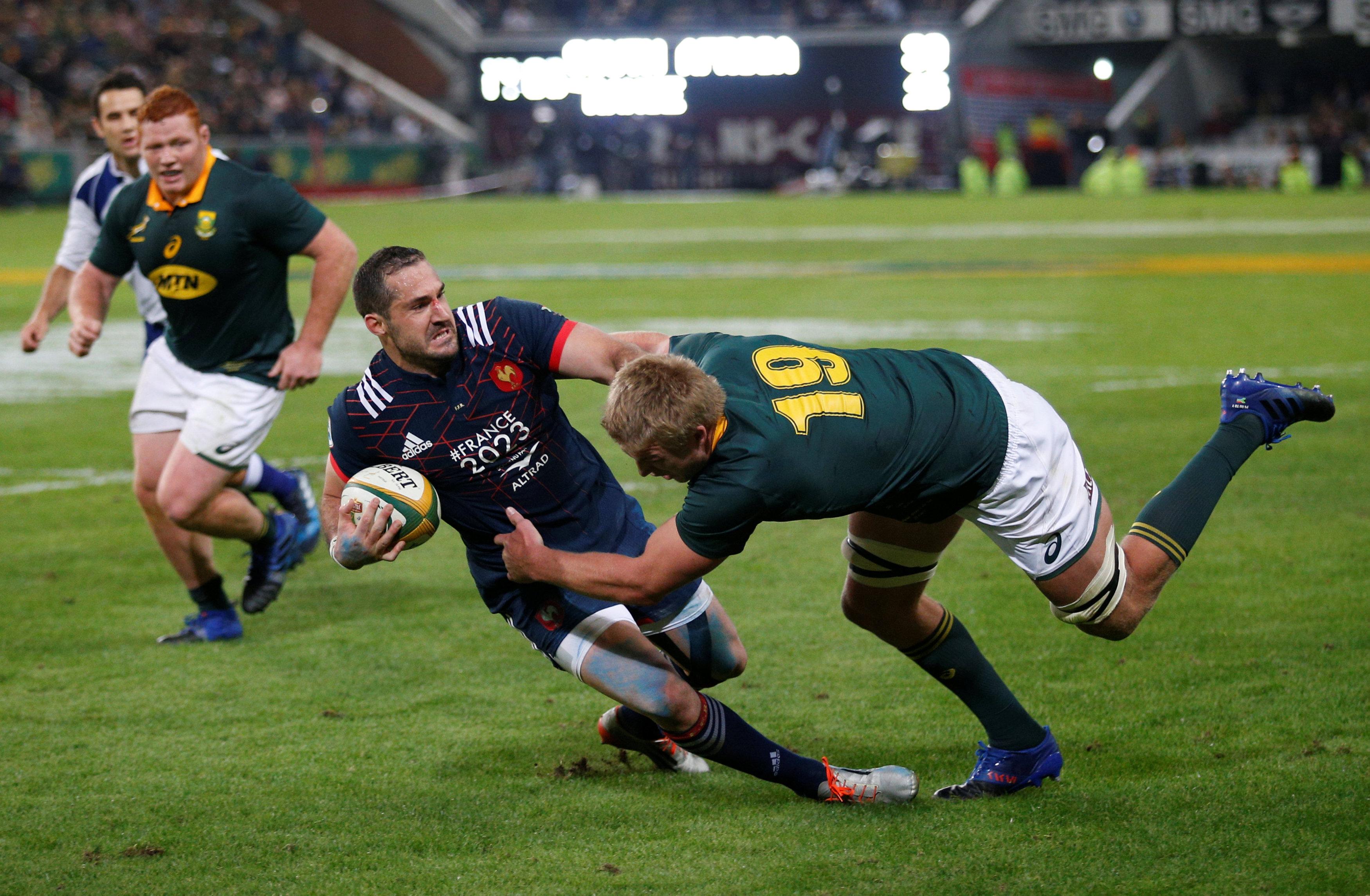 Rugby - XV de France - XV de France : Comment rebondir après une tournée calamiteuse ?