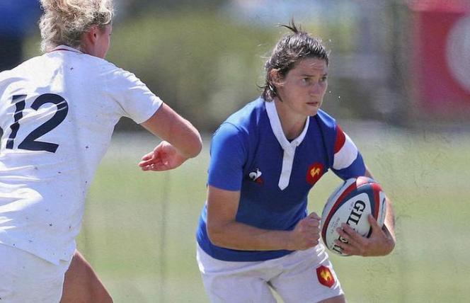 Rugby - XV de France - XV de France féminin : Les Bleues frôlent un nouvel exploit mais craquent face aux Anglaises