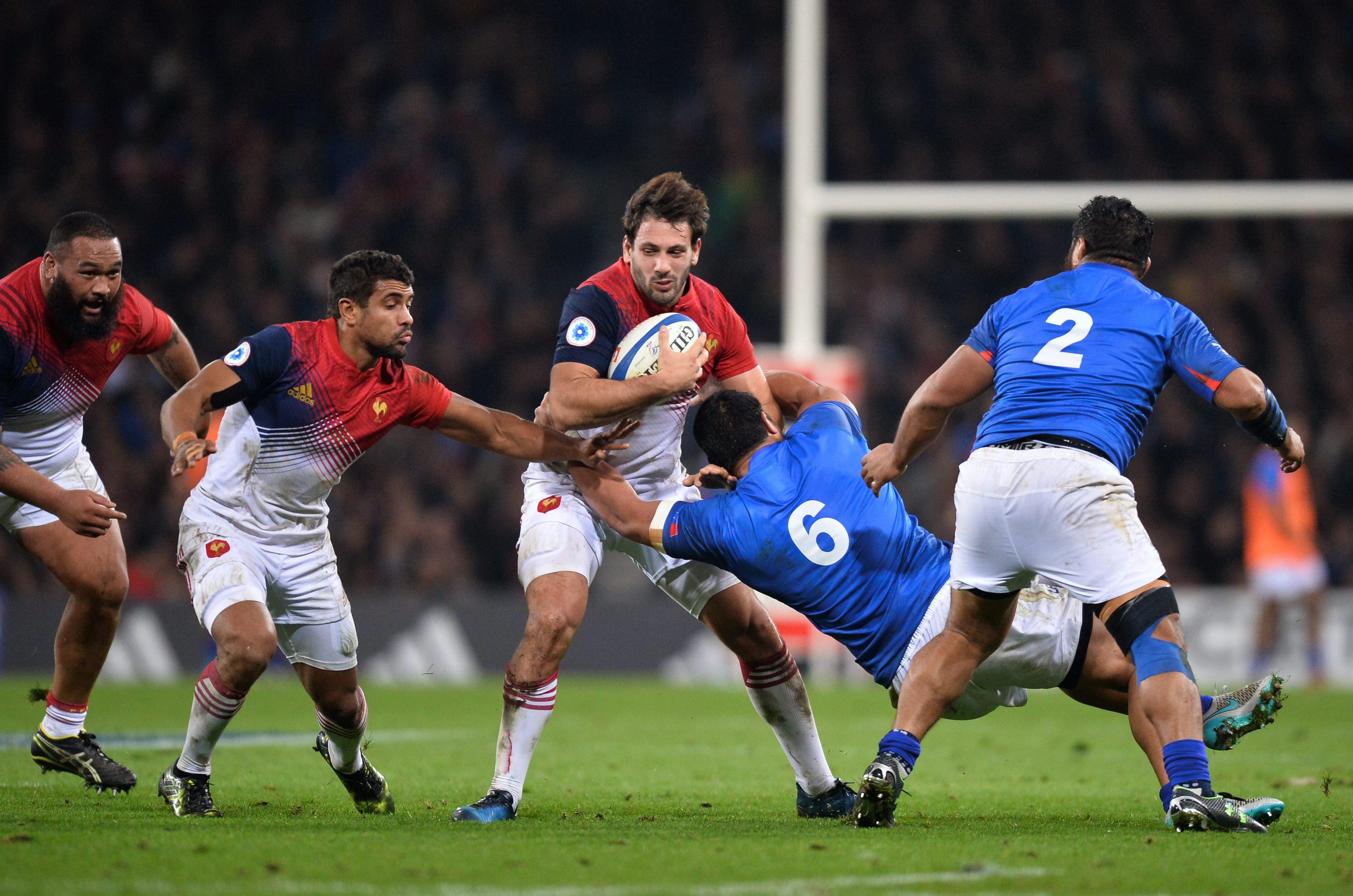 Rugby - XV de France - XV de France : la paire Lamerat-Fofana alignée pour le 3e test