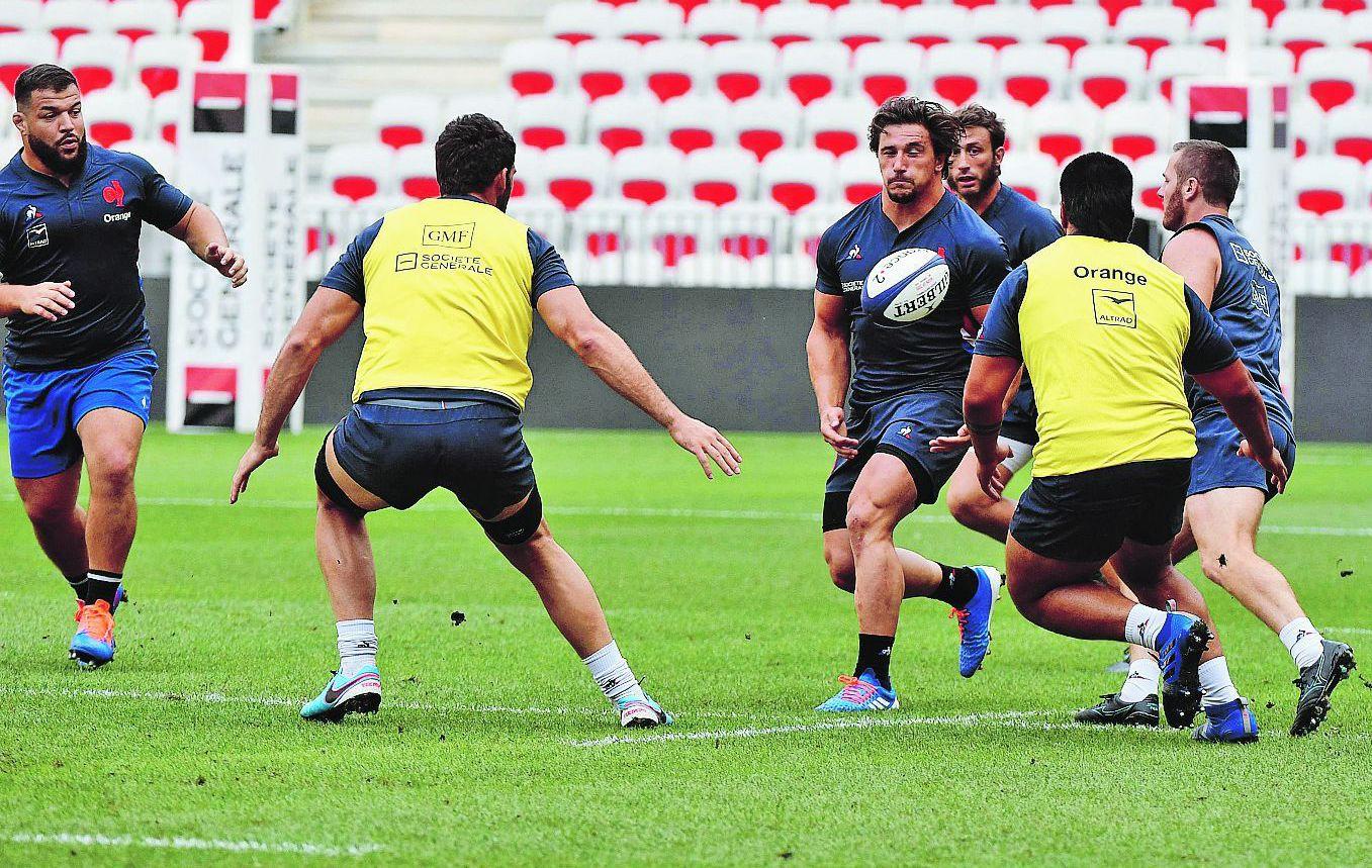 Rugby - Coupe du monde 2019 - XV de France : les promesses d'un nouvel élan