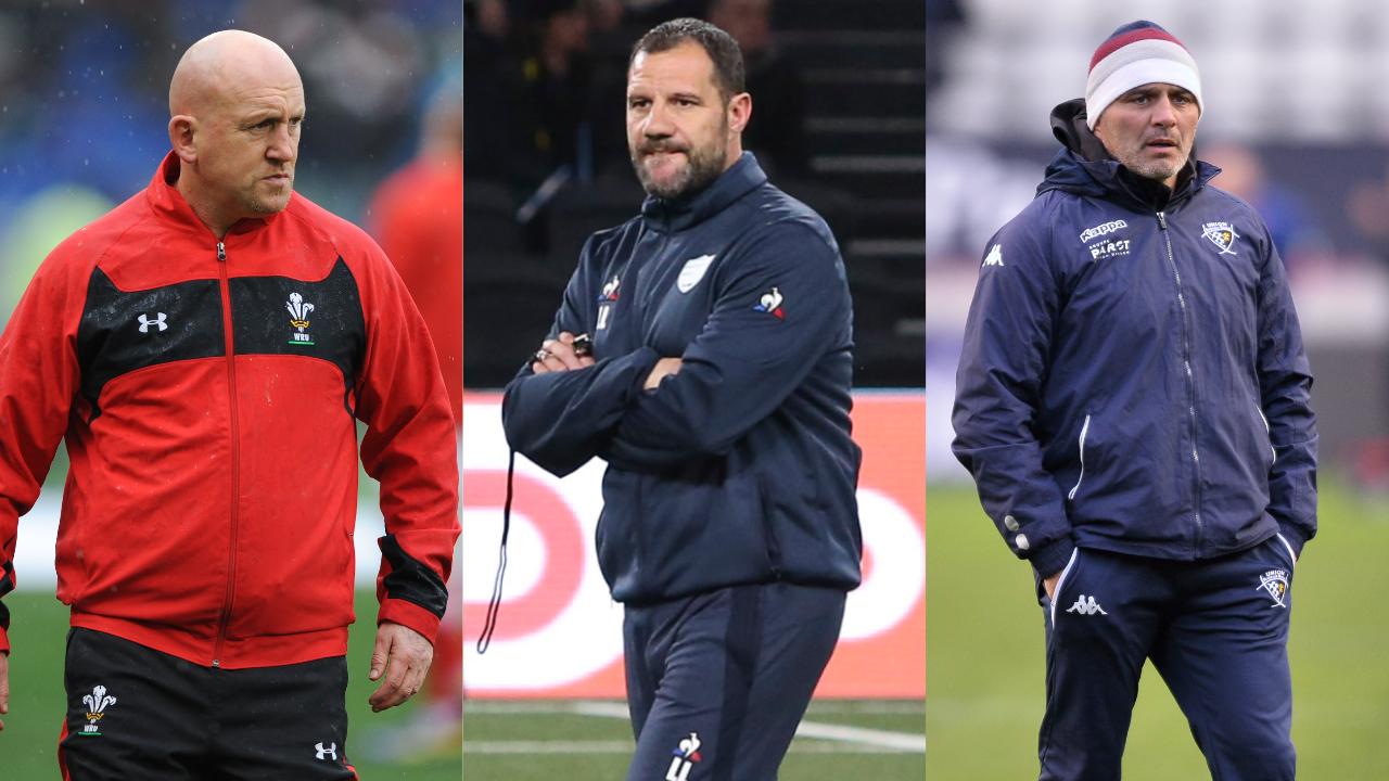 Rugby - XV de France - XV de France : qui pour accompagner Galthié ?