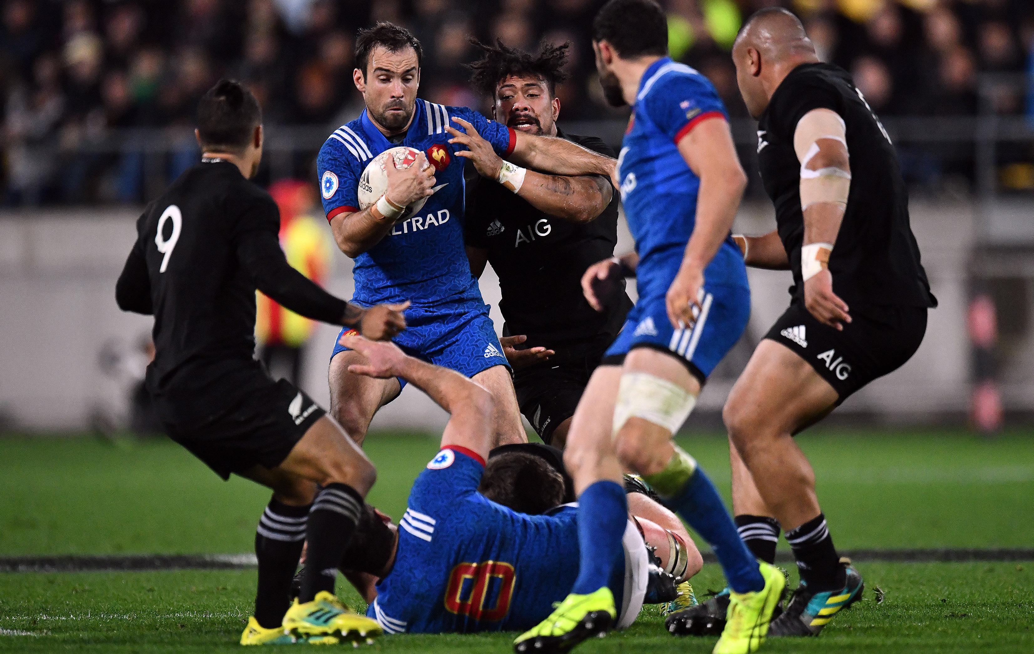 Rugby - XV de France - XV de France : une bonne note avant les vacances ?