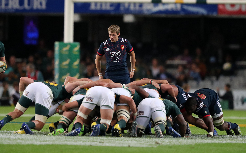 Rugby - XV de France - XV de France : Une charnière Serin-Plisson pour finir