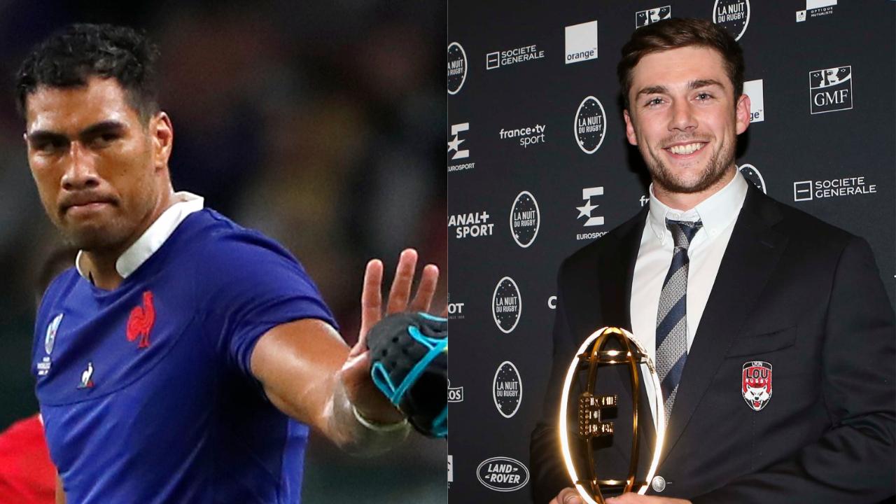 Rugby - XV de France - XV de France : Vahaamahina et Barassi gagnants digitaux de la Coupe du monde