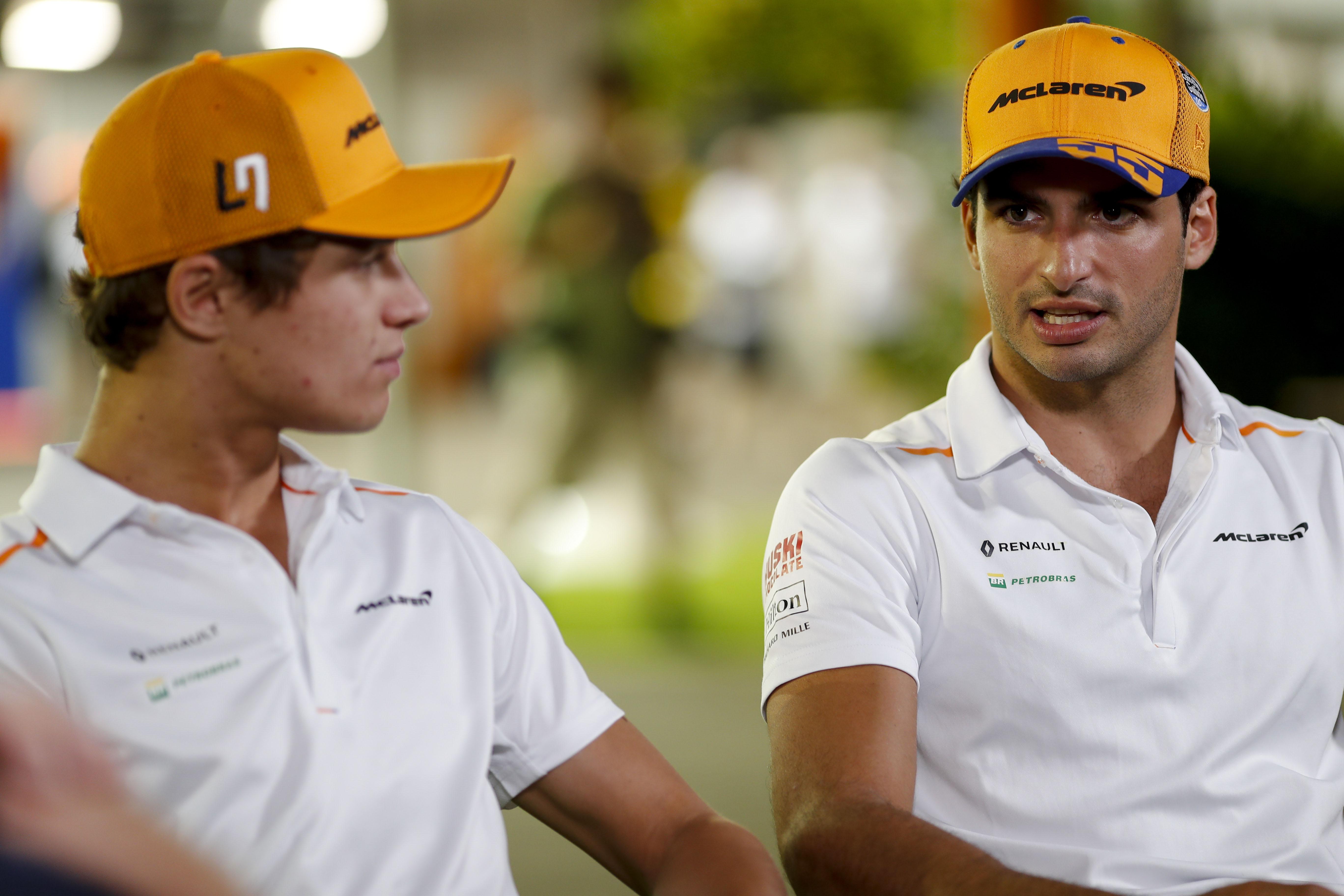 Coronavirus : les pilotes McLaren réduisent volontairement leurs salaires, Hamilton et les autres pourraient suivre