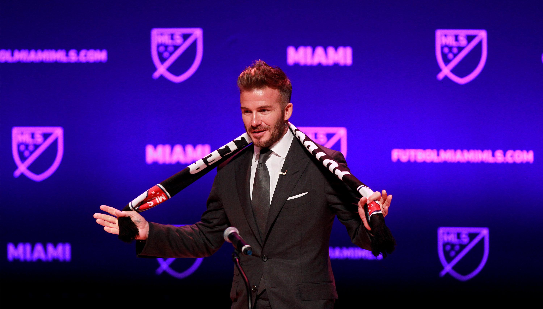 L'Inter Milan attaque en justice le club de Miami créé par David Beckham - Scan Sport
