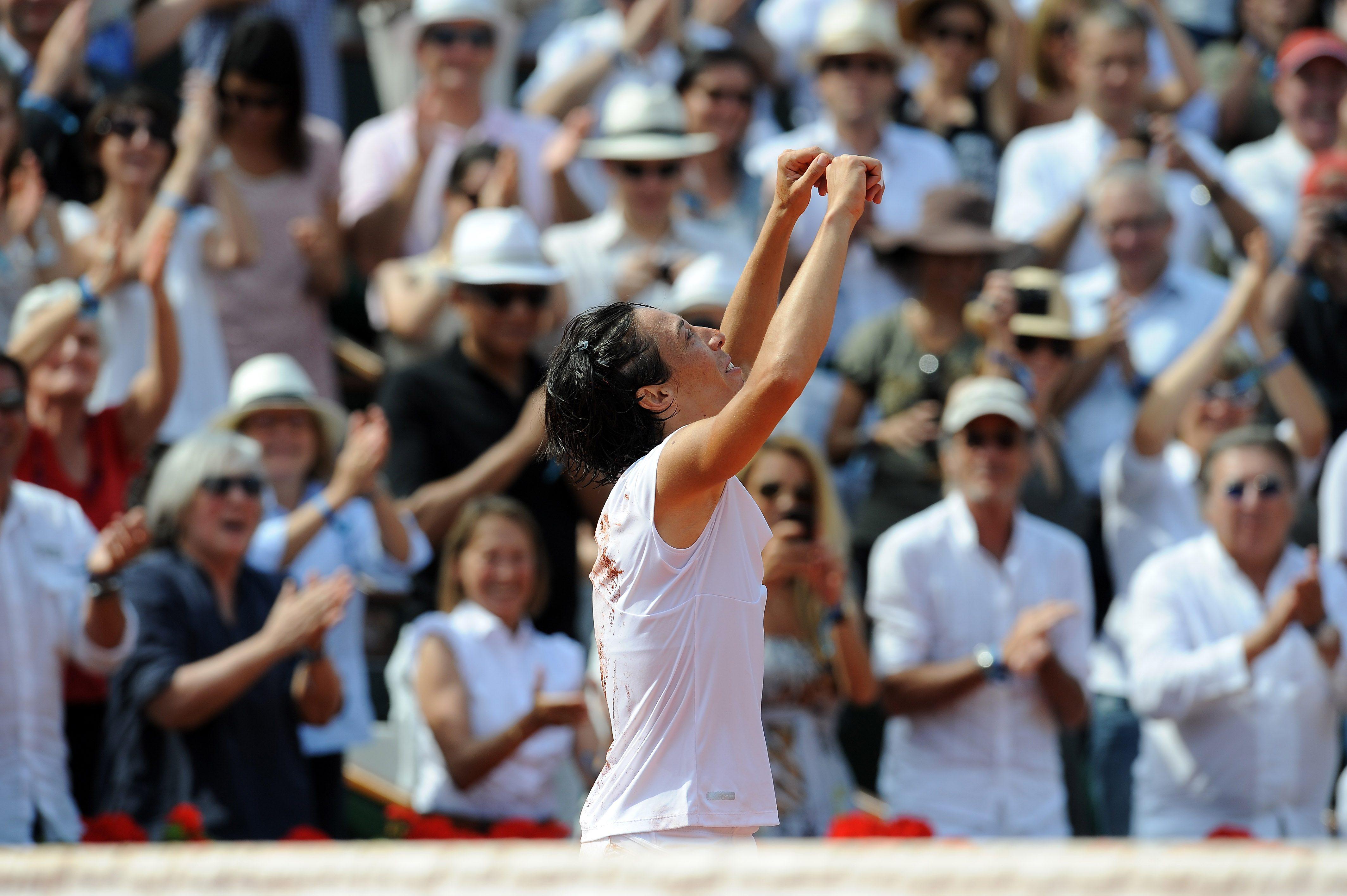 Francesca Schiavone a «gagné son combat» face au cancer