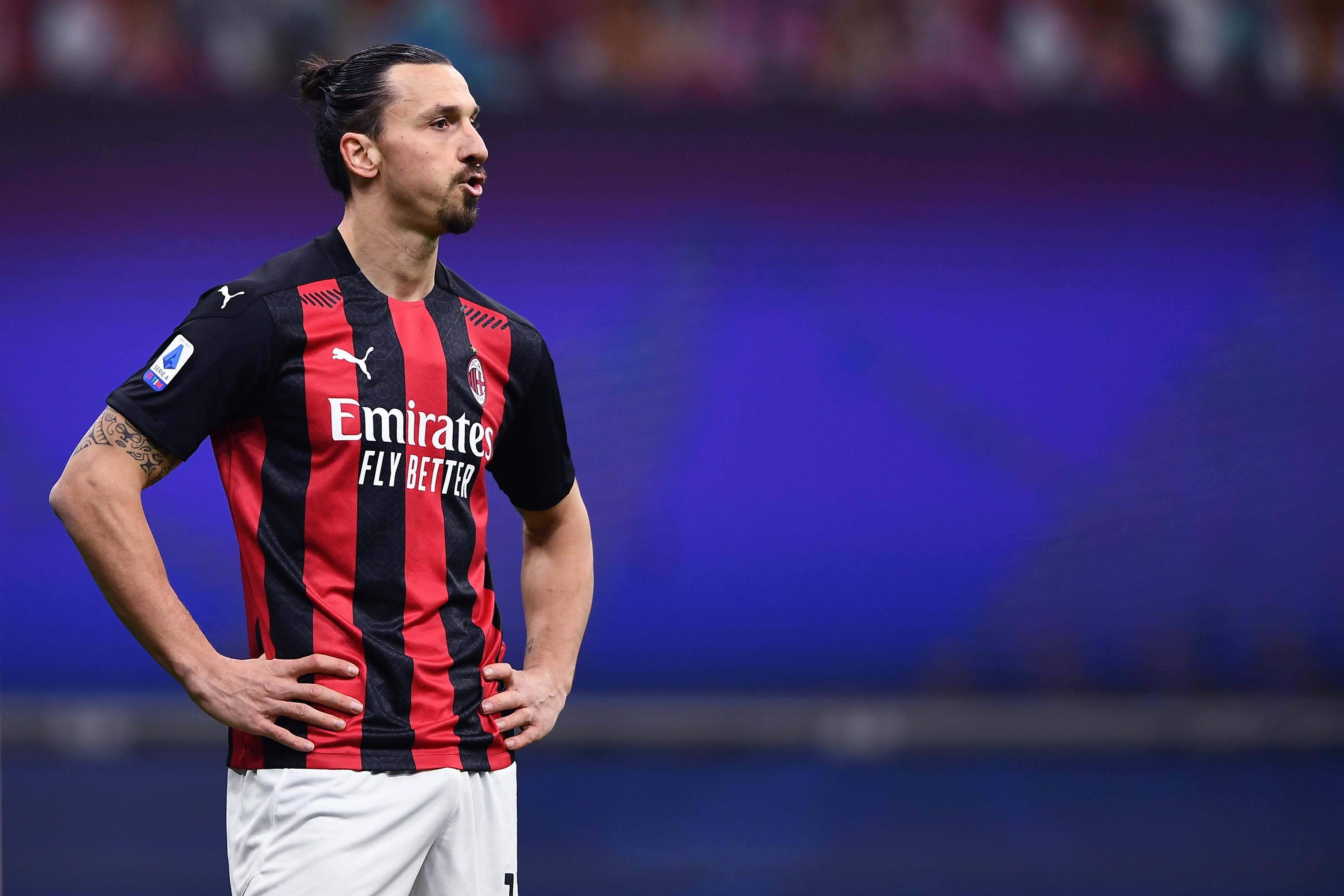 Scan Sport - «J'ai mis plus de buts que tu n'as joué de matches» : l'échange piquant entre Zlatan et Zapata