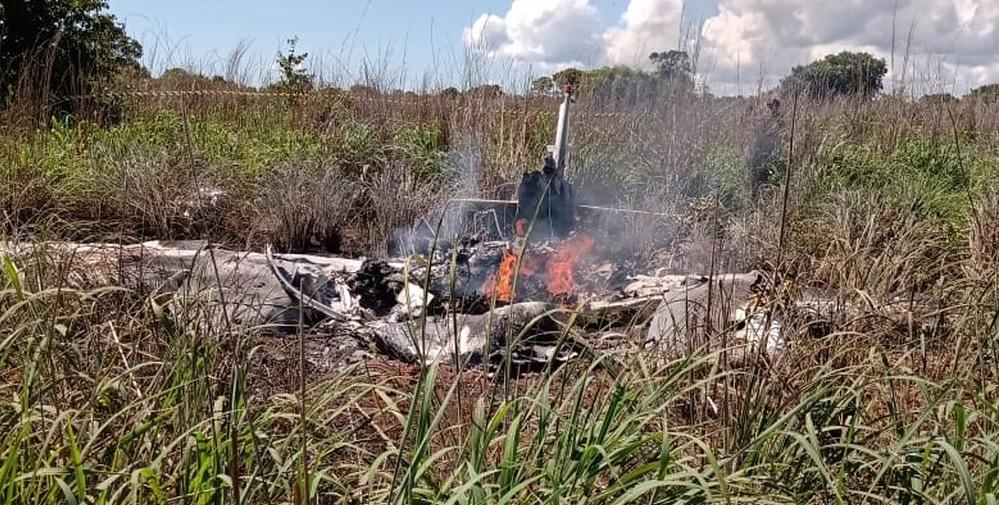 Scan Sport - Le club brésilien de Las Palmas perd quatre joueurs et son président dans un crash d'avion