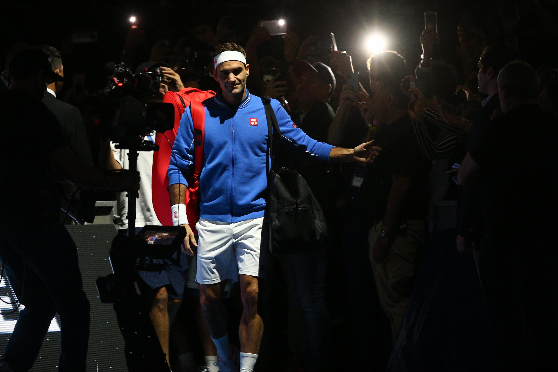 Maradona à Federer : «Tu es le plus grand»
