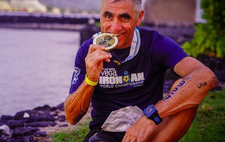 Triathlon : Laurent Jalabert 2e de l'Ironman d'Hawaï dans sa catégorie