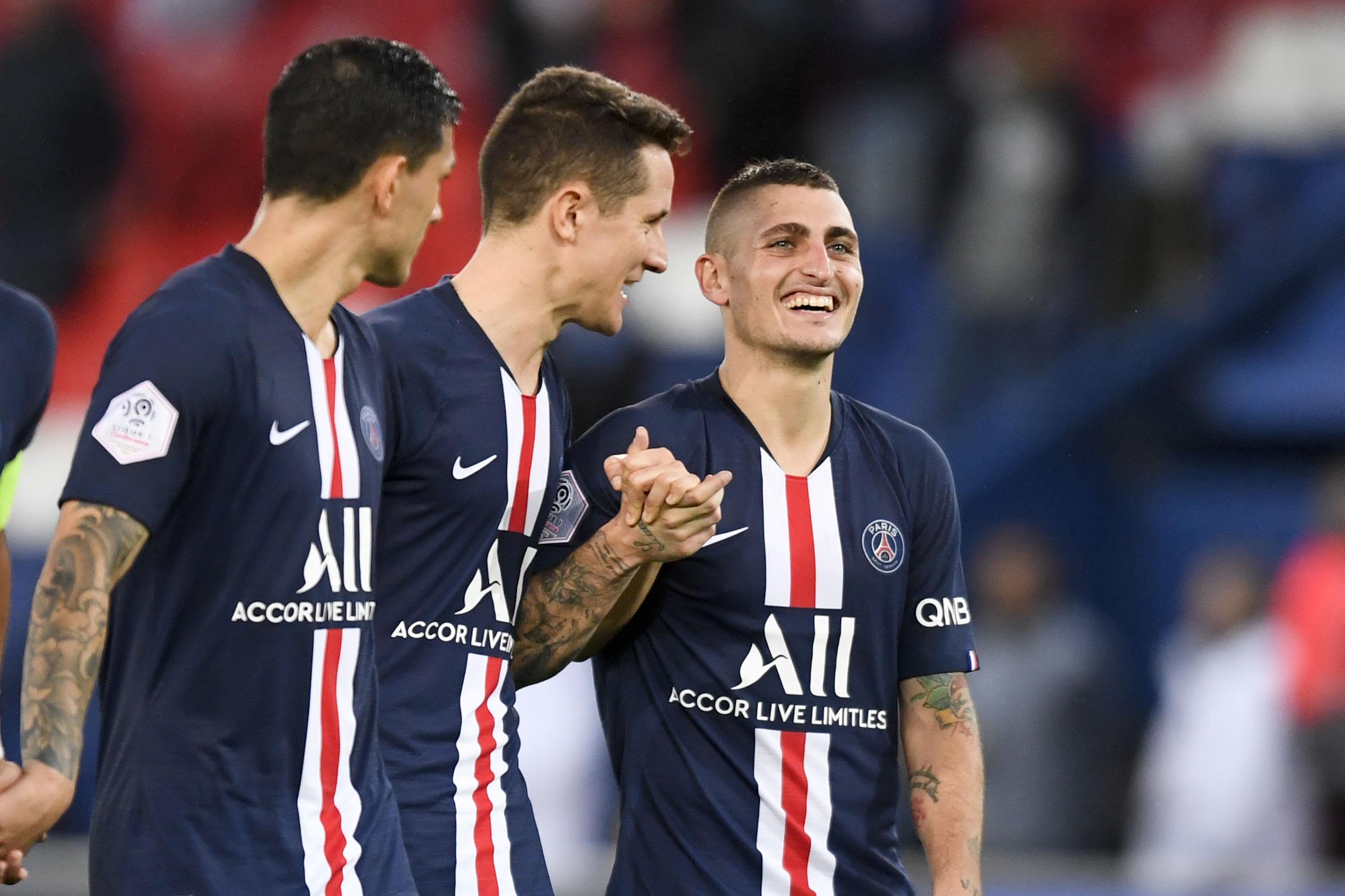 Scan Sport - PSG: Verratti adepte des soirées parisiennes ? La réponse de l'Italien