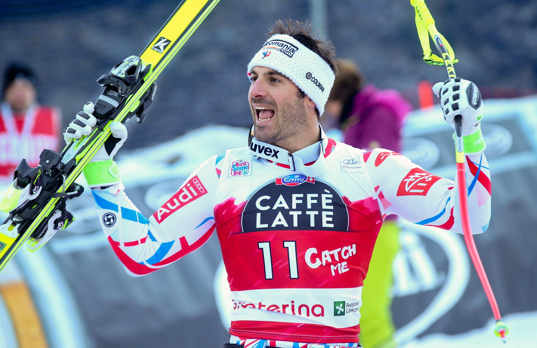 Sports d'hiver - Adrien Théaux : «J'aime ce petit grain d'adrénaline»
