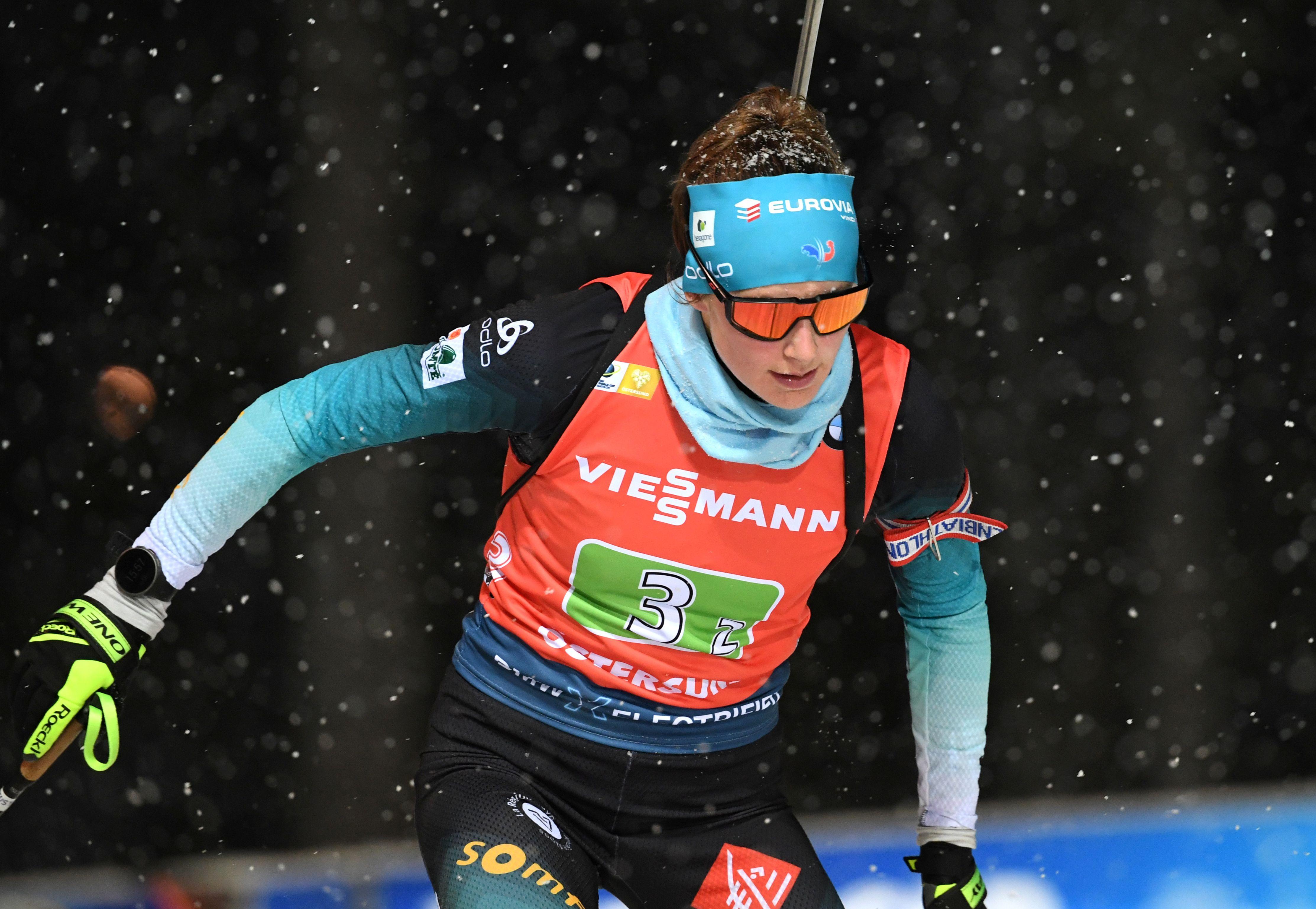 Biathlon : les Bleues n'y arrivent toujours pas