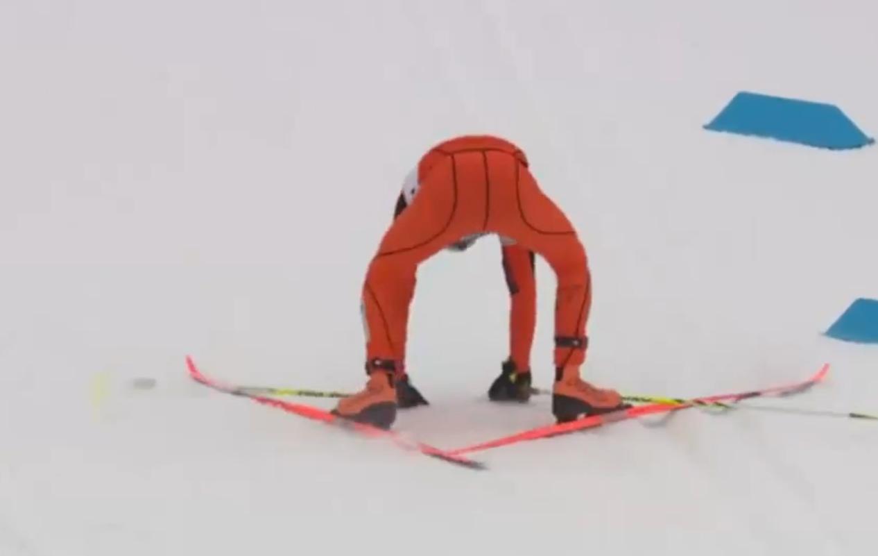 Sports d'hiver - De Paris à Lahti, les galères d'un jeune skieur vénézuélien