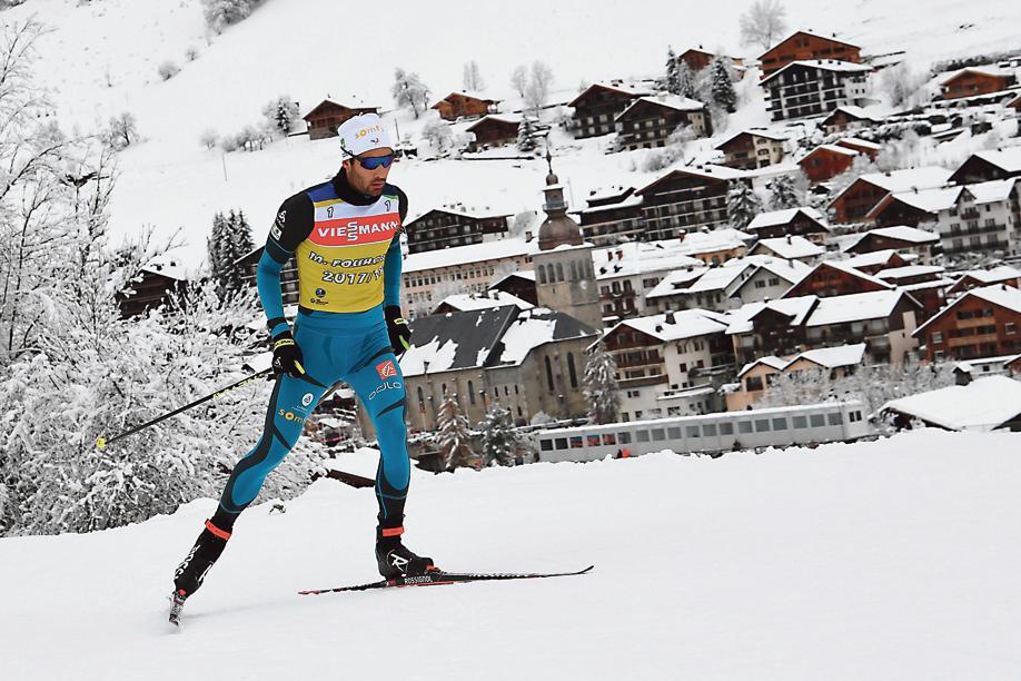 Sports d'hiver - En France, le biathlon a le vent en poupe