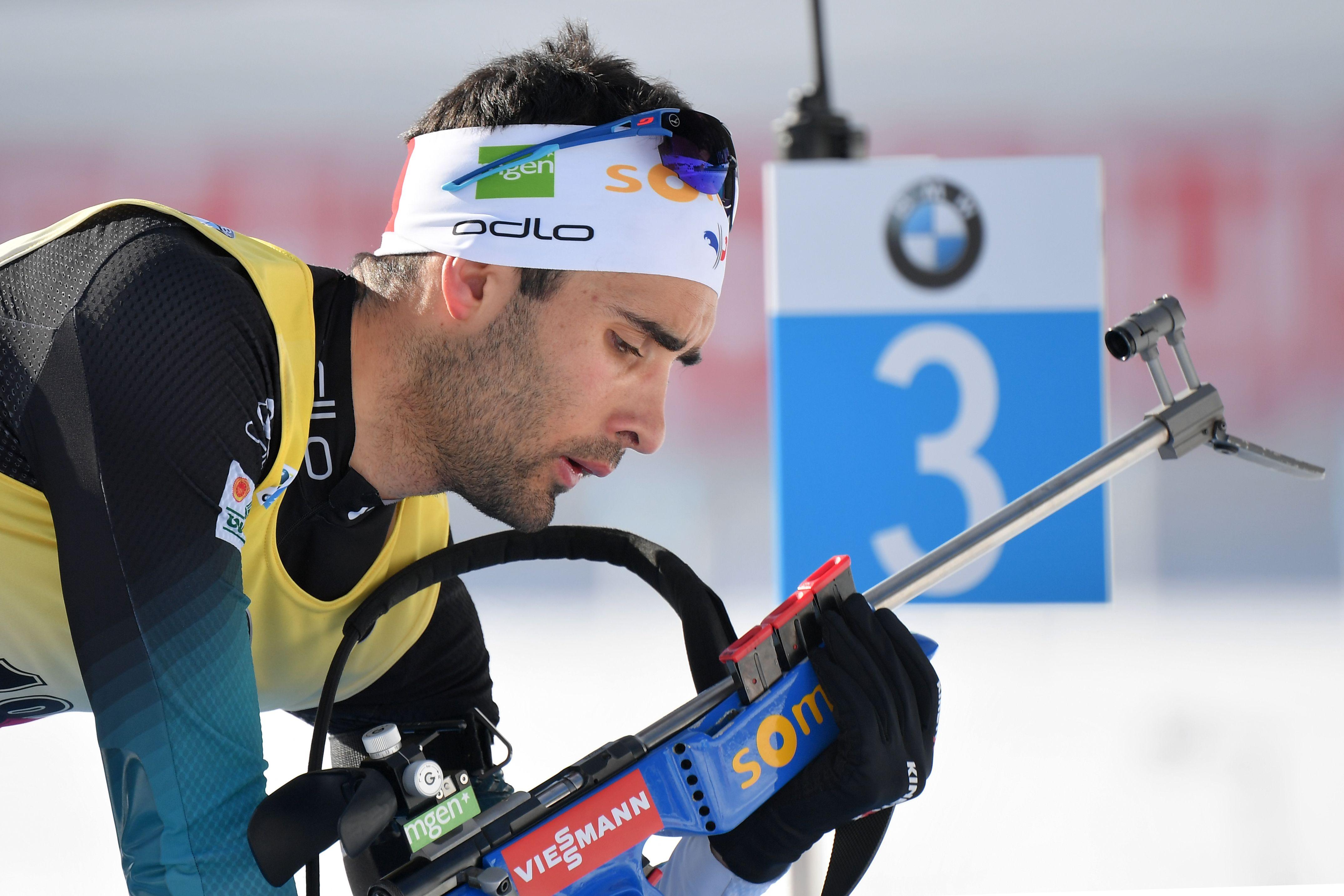 Sports d'hiver - Mondiaux de biathlon : Fillon-Maillet et Fourcade sur le podium du sprint