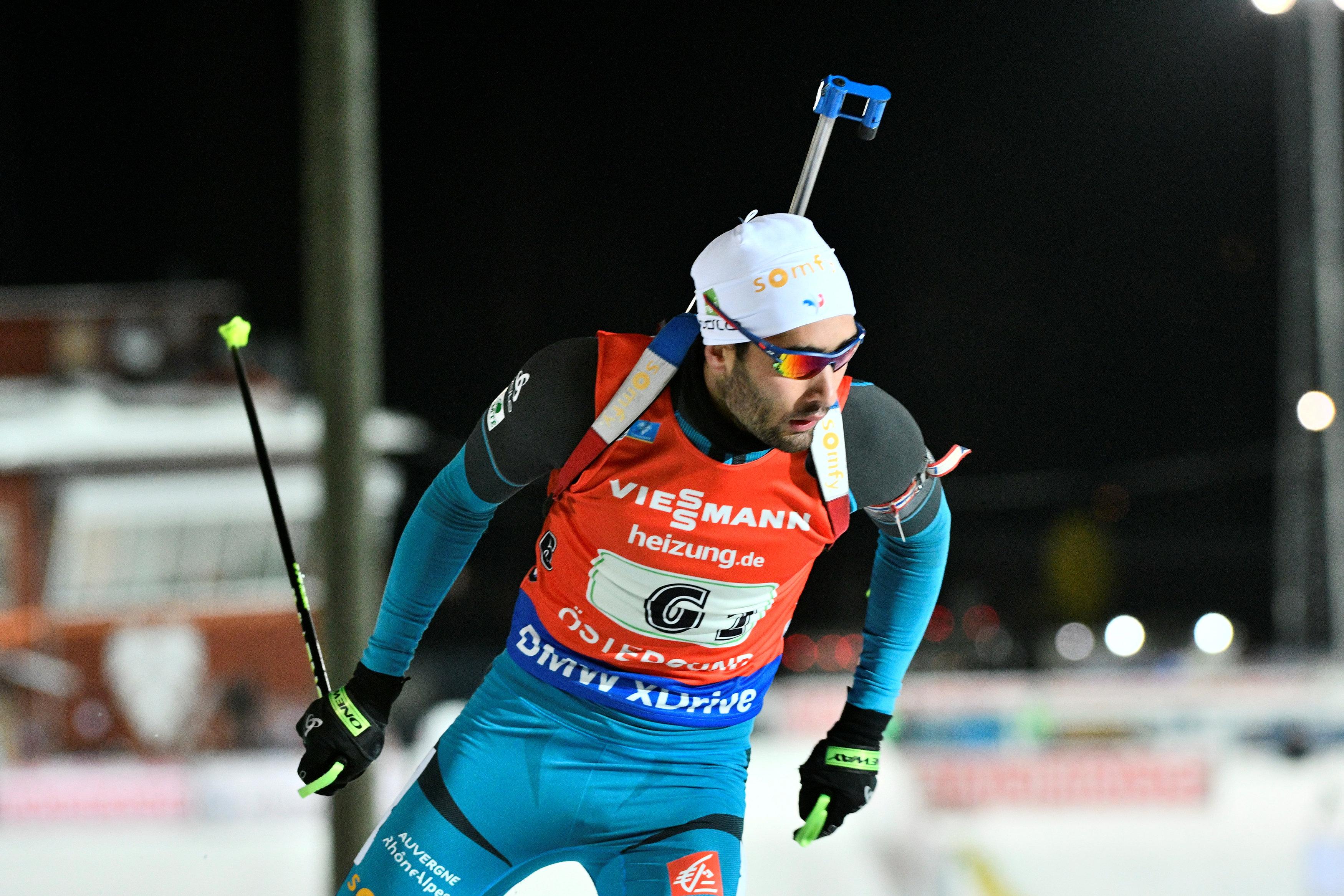 Sports d'hiver - Fourcade lance (déjà) sa saison par une victoire