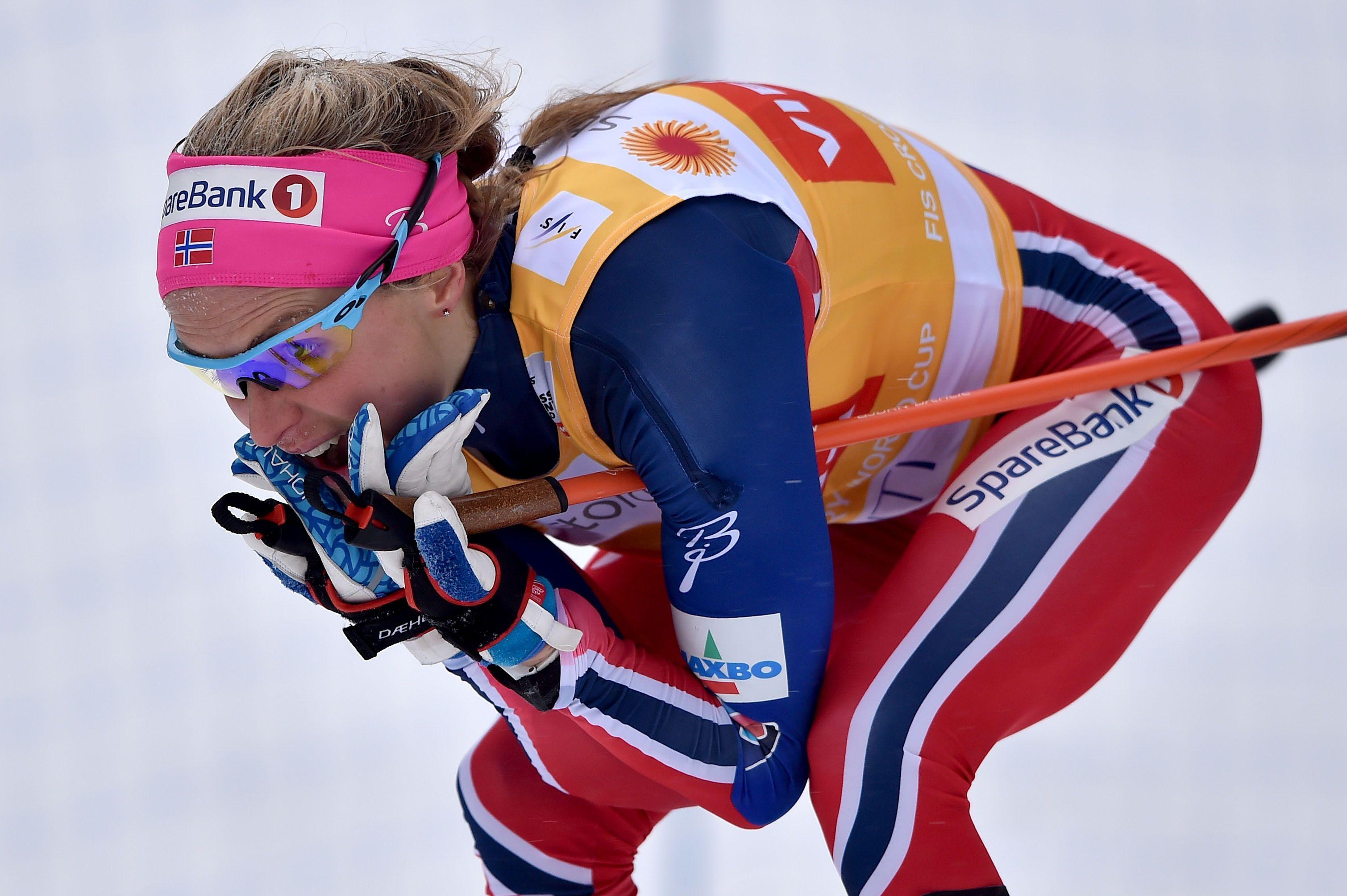 Sports d'hiver - Johaug positive, nouveau coup de tonnerre dans le ski norvégien