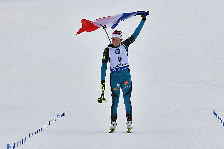 Sports d'hiver - Justine Braisaz embrase le Grand-Bornand