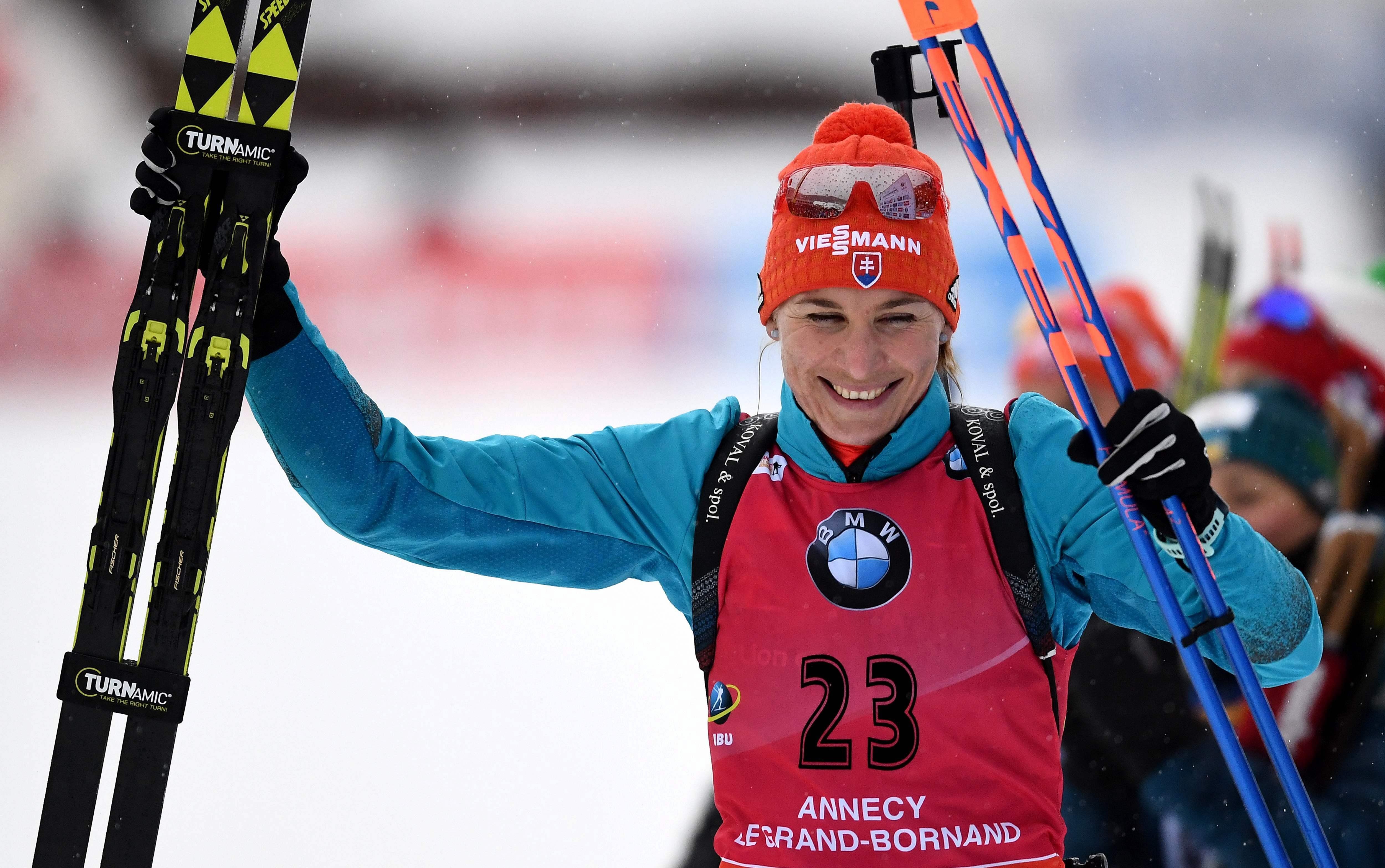 Sports d'hiver - Grand-Bornand : Kuzmina sans rivale, les Françaises ratent la cible