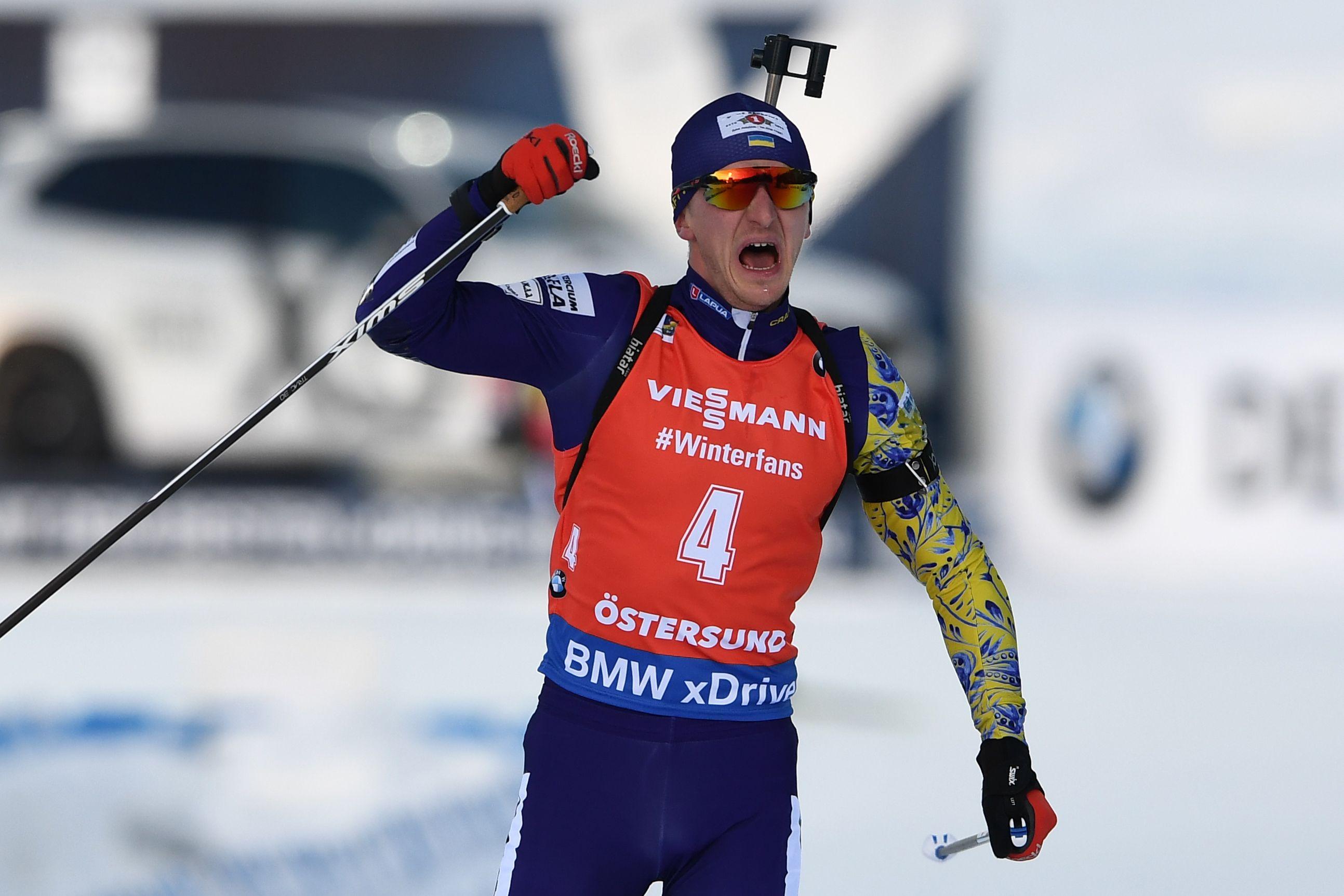 Sports d'hiver - La surprise Pidruchnyi, Fillon-Maillet double la mise en bronze