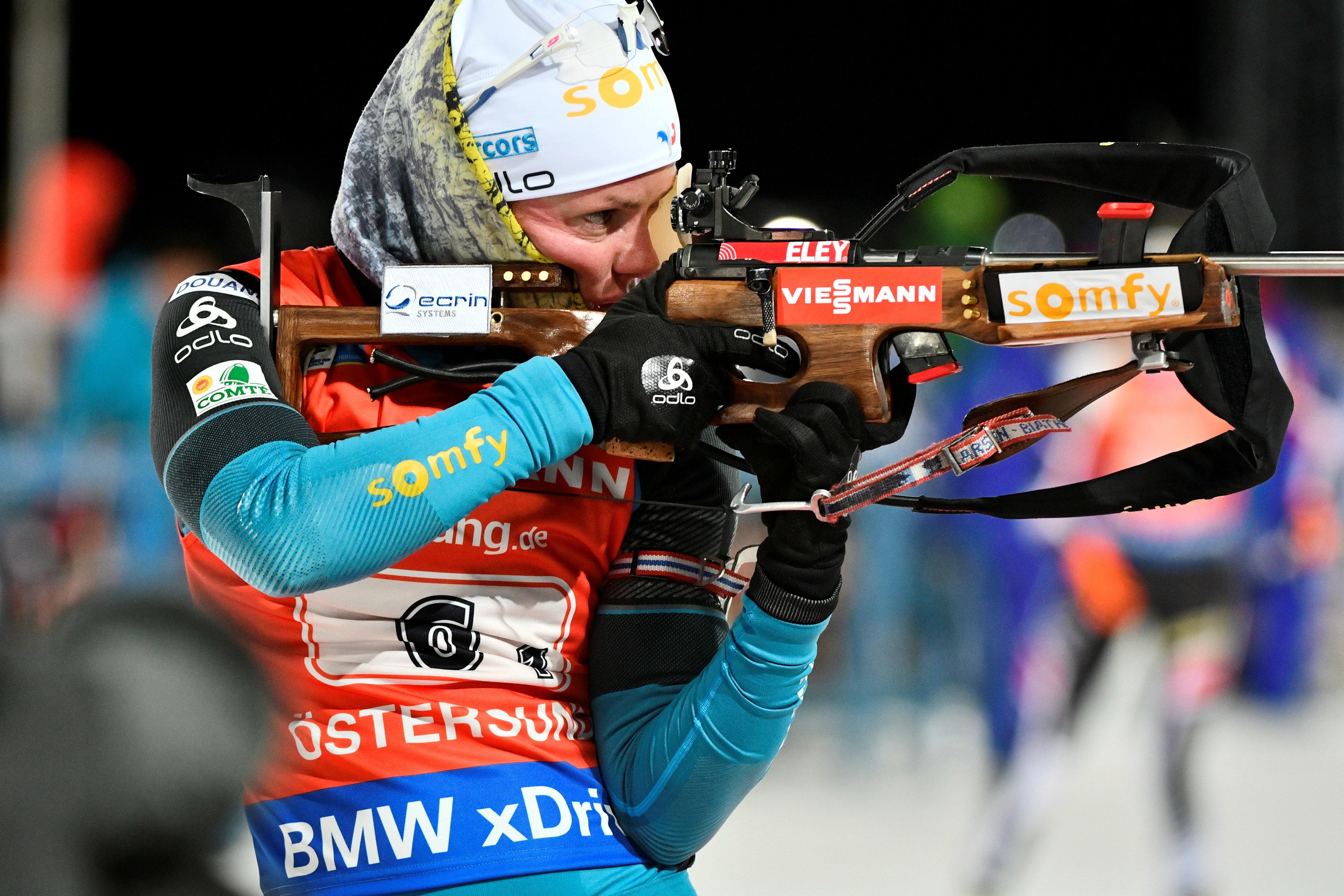 Sports d'hiver - Marie Dorin-Habert, une championne percluse de doutes